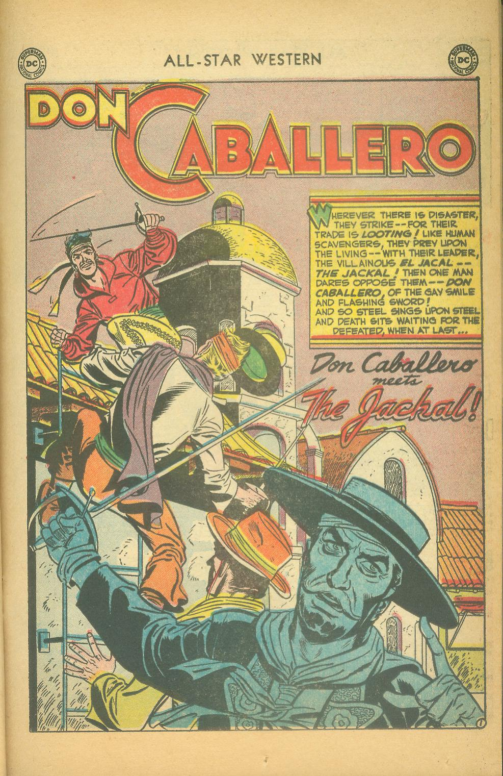 Read online All-Star Western (1951) comic -  Issue #61 - 15