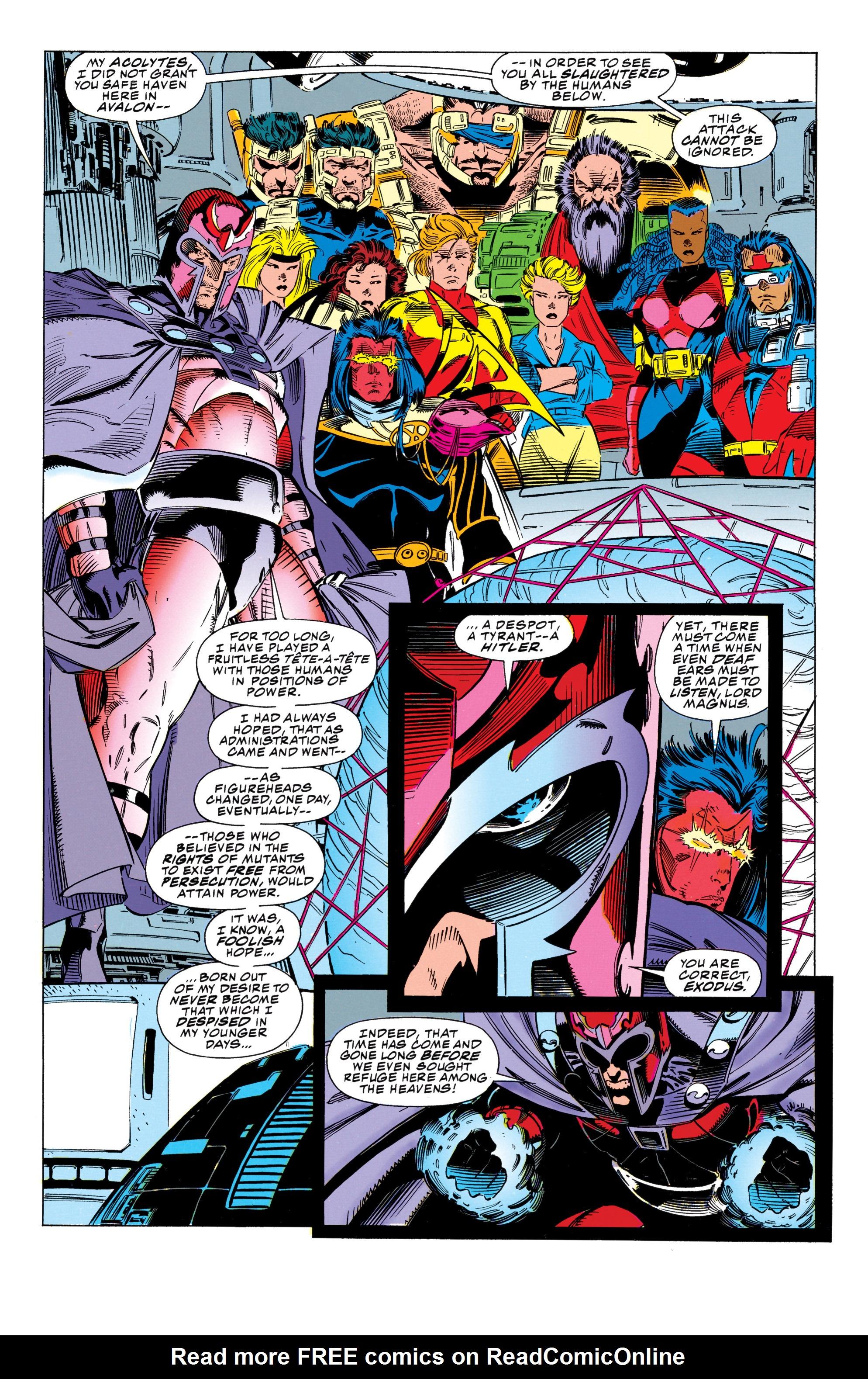 X-Men (1991) 25 Page 4
