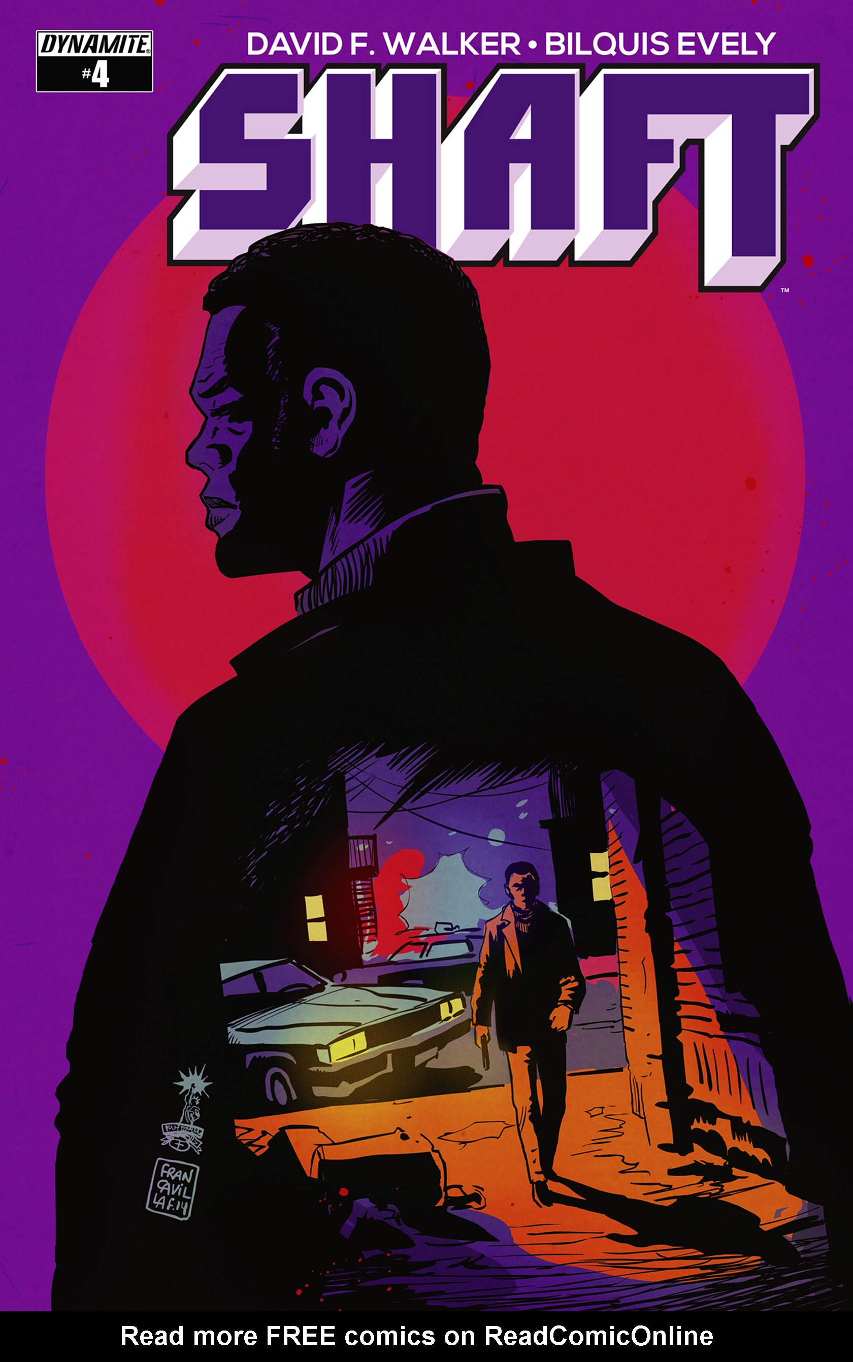 Read online Shaft comic -  Issue #4 - 2