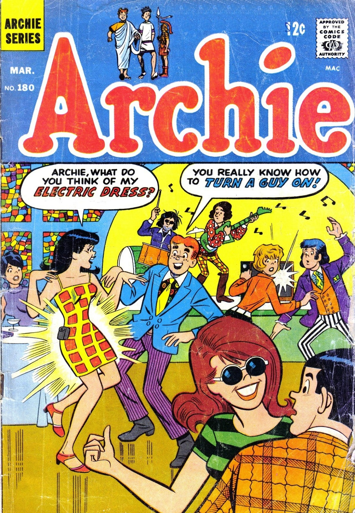 Read online Archie (1960) comic -  Issue #180 - 1