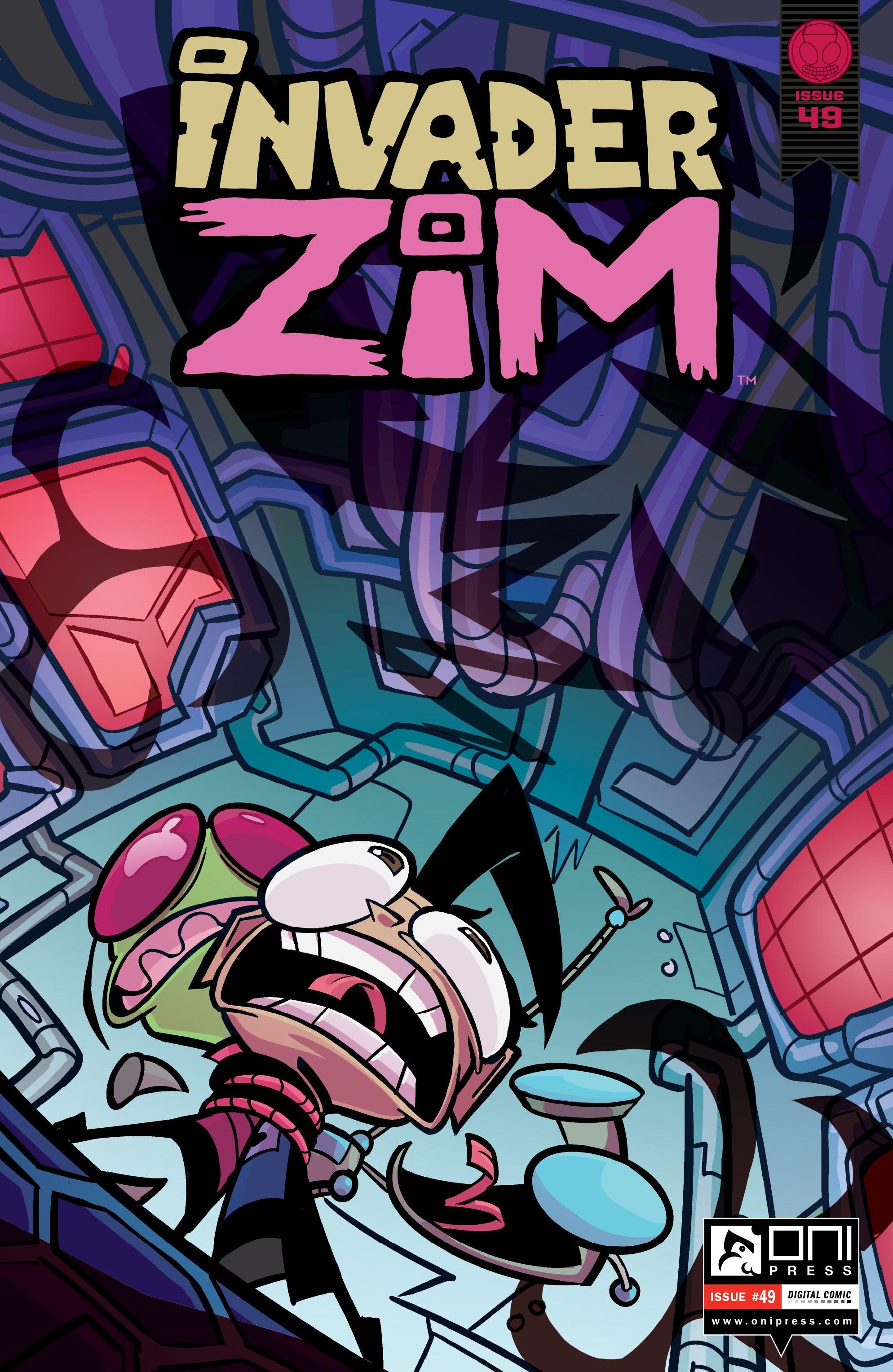 Invader Zim 49 Page 1