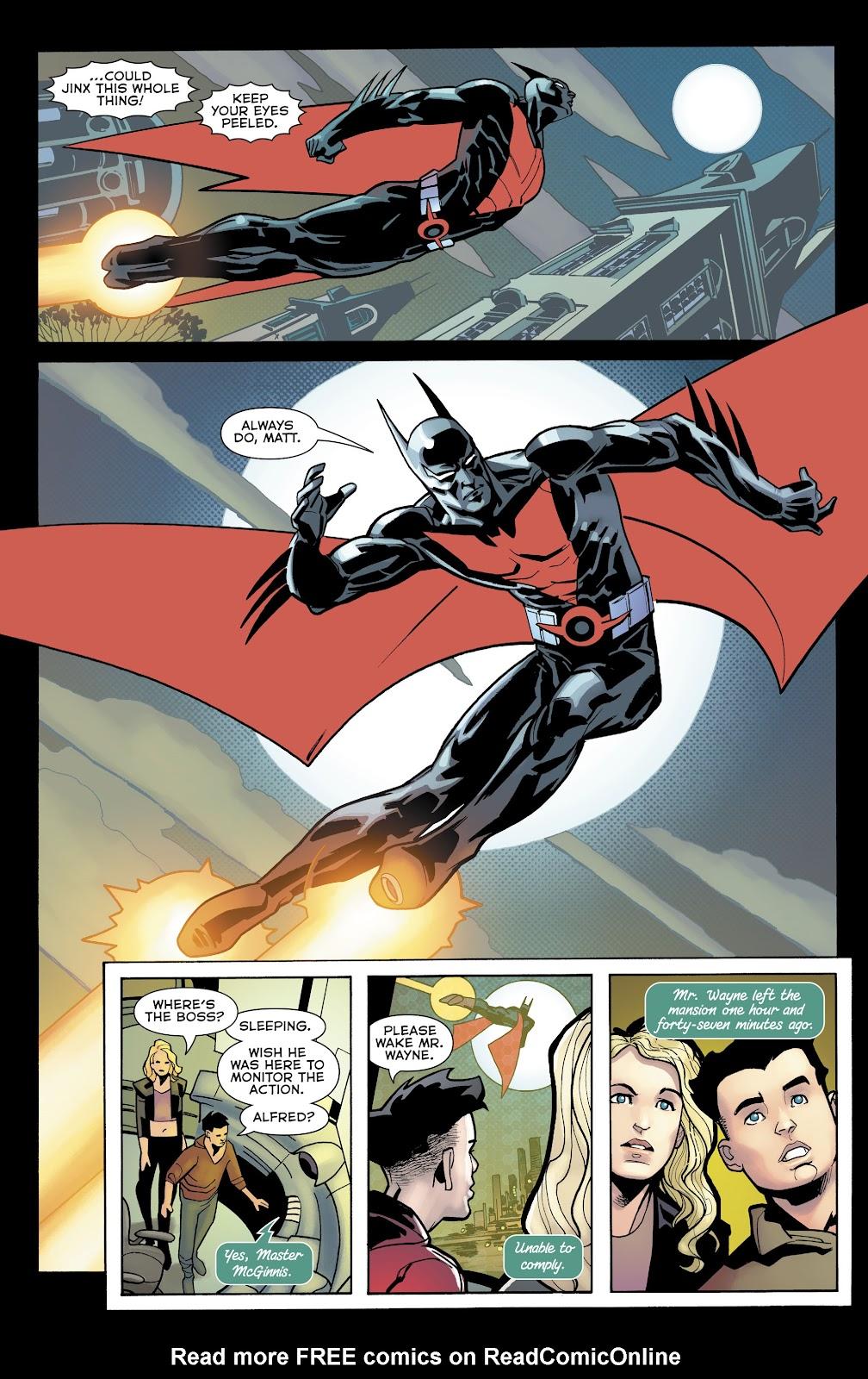 Read online Batman Beyond (2016) comic -  Issue #32 - 12
