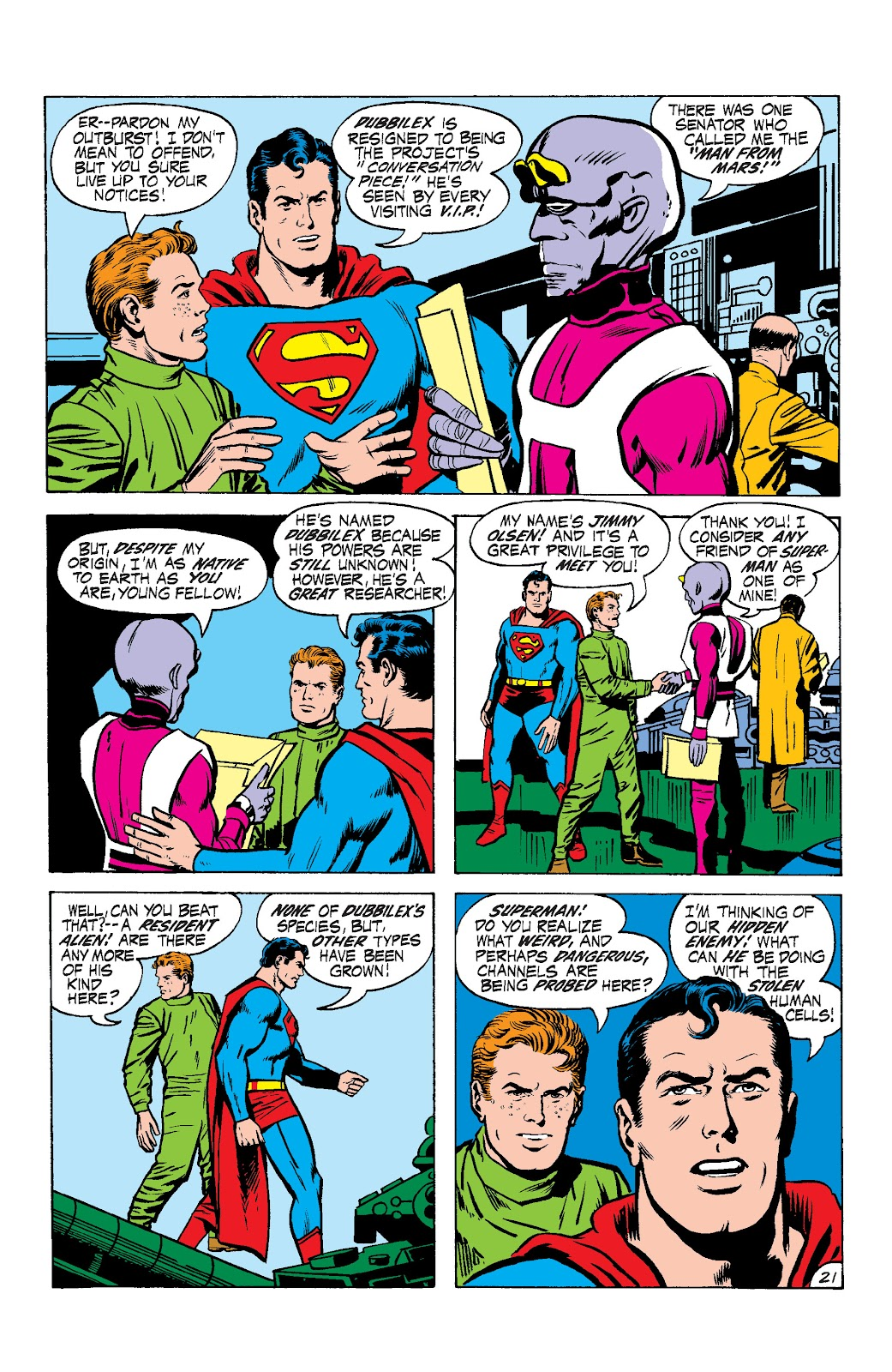 Read online Superman's Pal, Jimmy Olsen by Jack Kirby comic -  Issue # TPB (Part 1) - 97