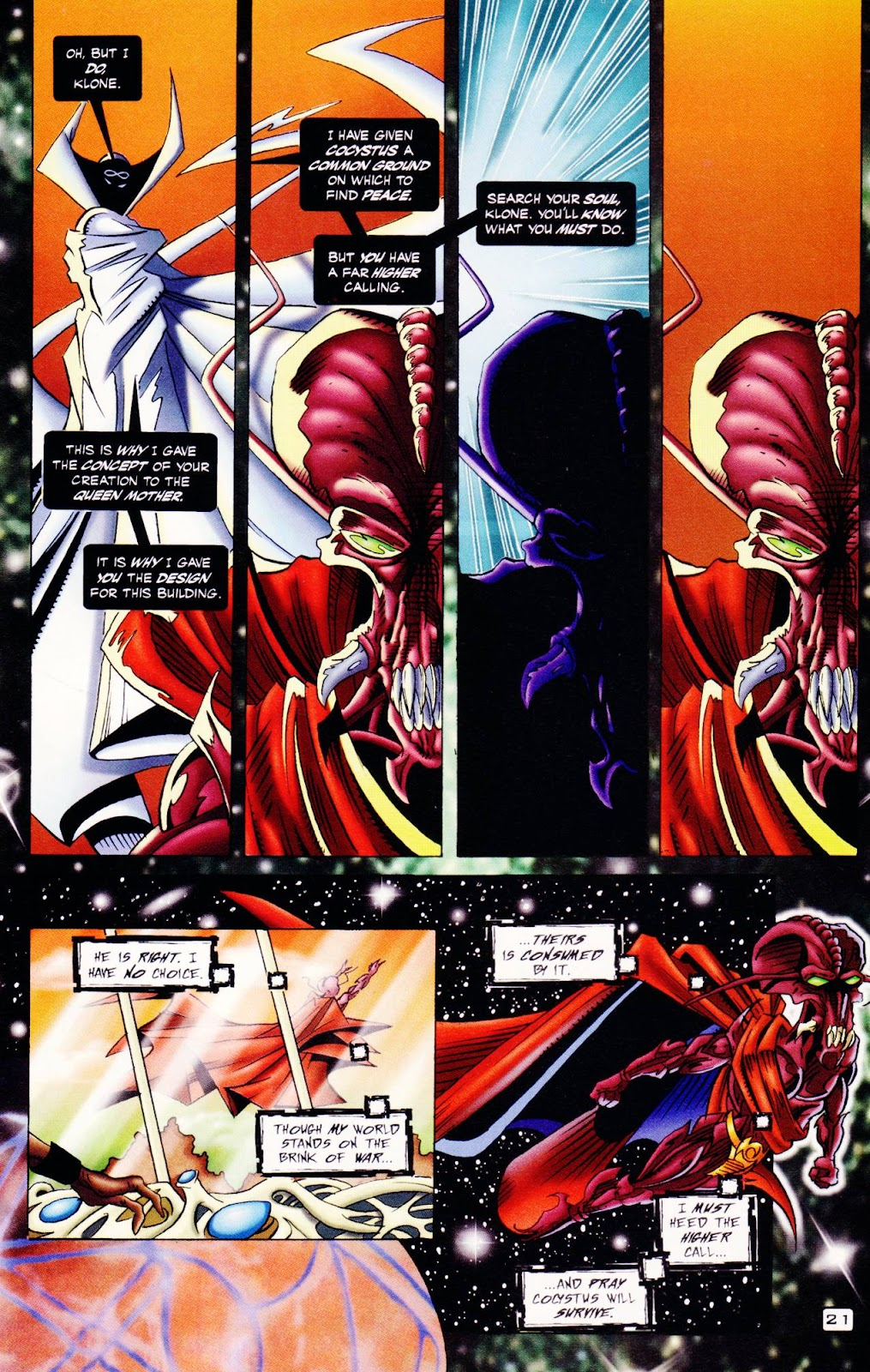 Read online The Alliance comic -  Issue #2 - 22