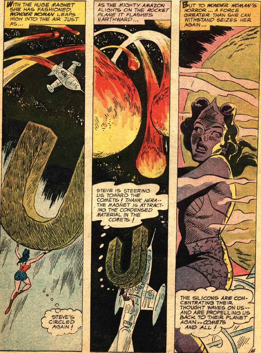 Read online Wonder Woman (1942) comic -  Issue #99 - 16