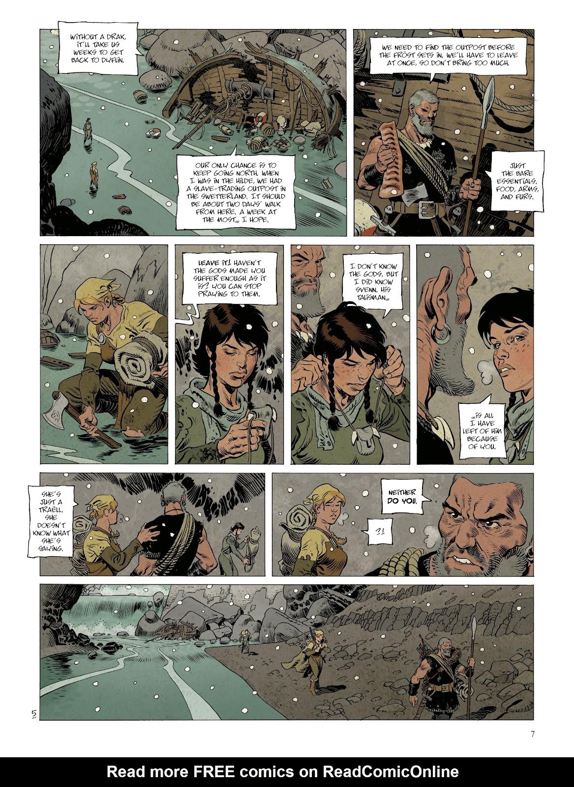 Read online Asgard comic -  Issue #2 - 9