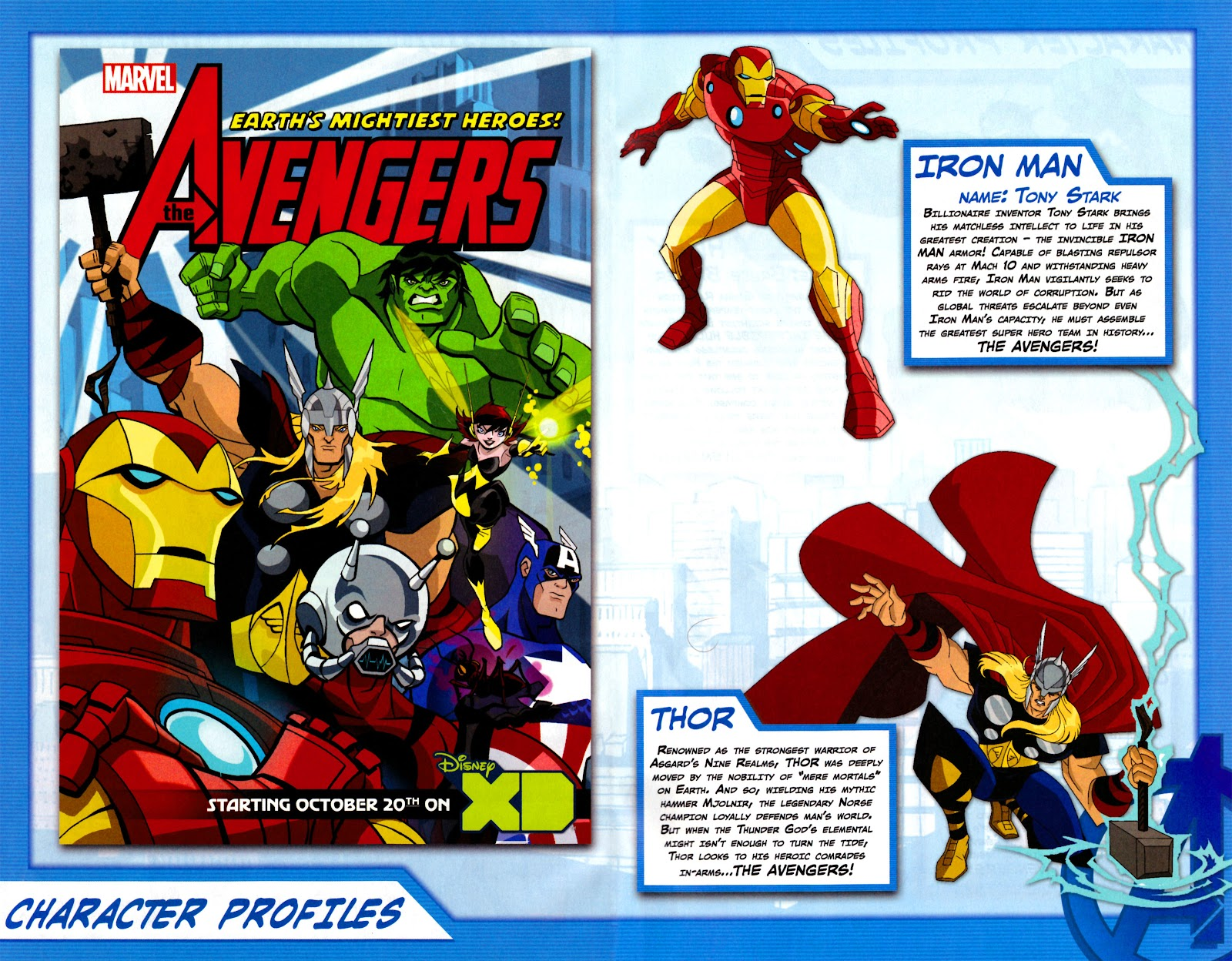 Avengers: Earth's Mightiest Heroes (2011) Issue #1 #1 - English 24