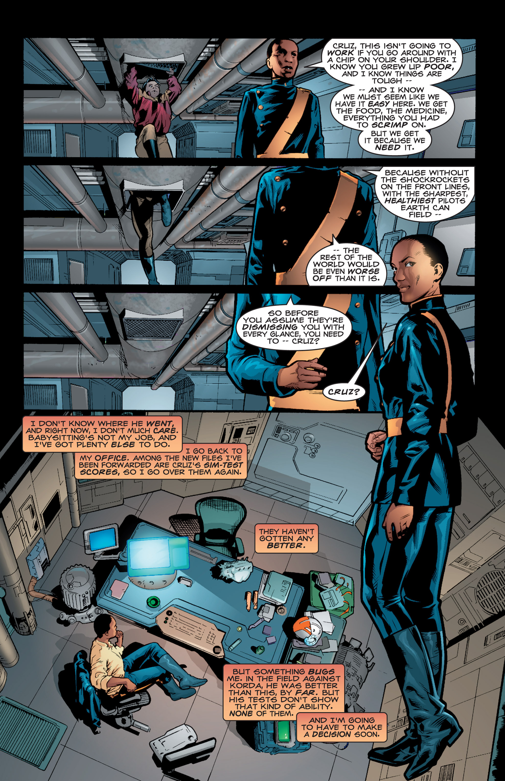 Read online Shockrockets comic -  Issue # TPB - 39