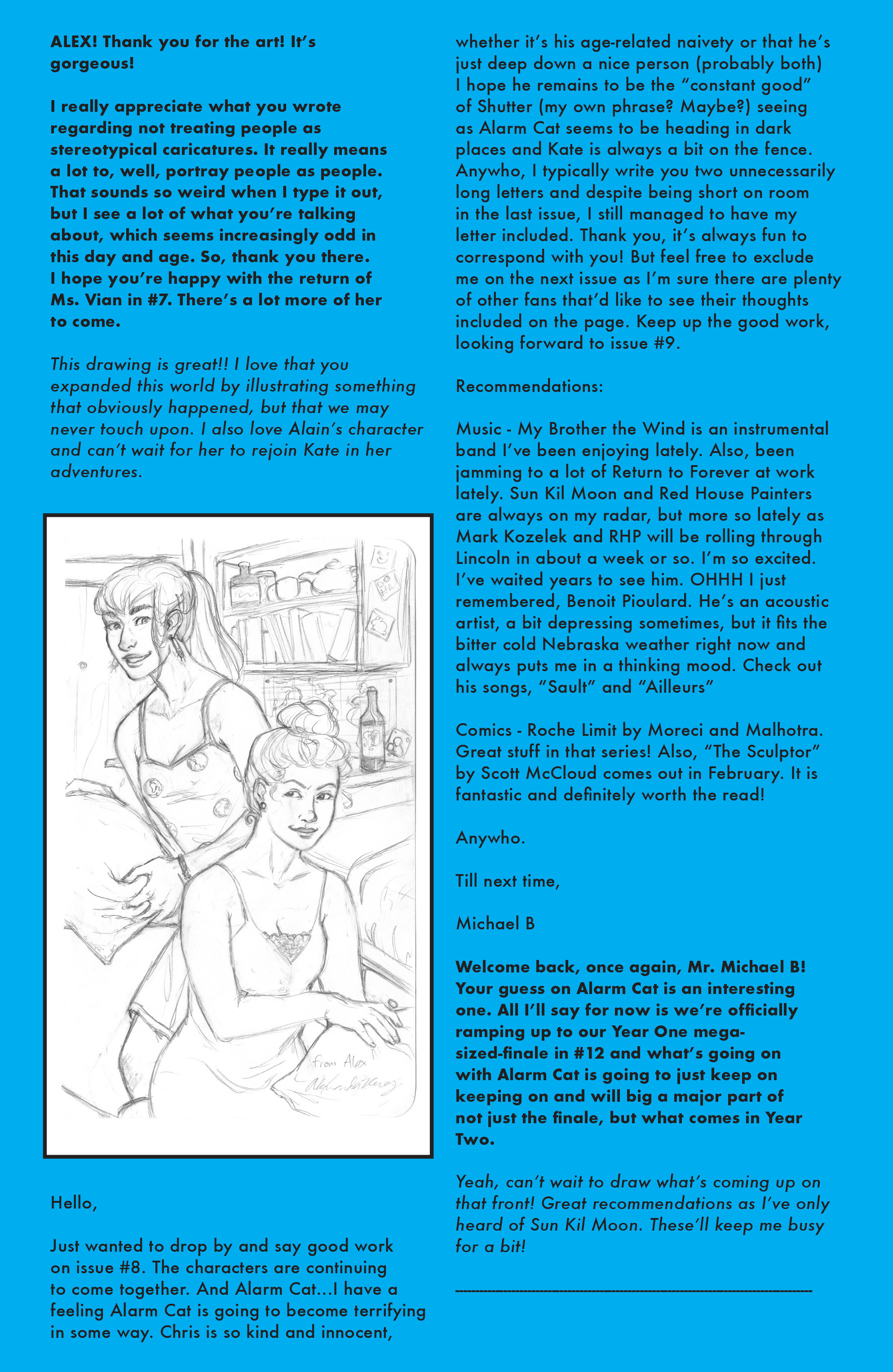 Read online Shutter comic -  Issue #10 - 23