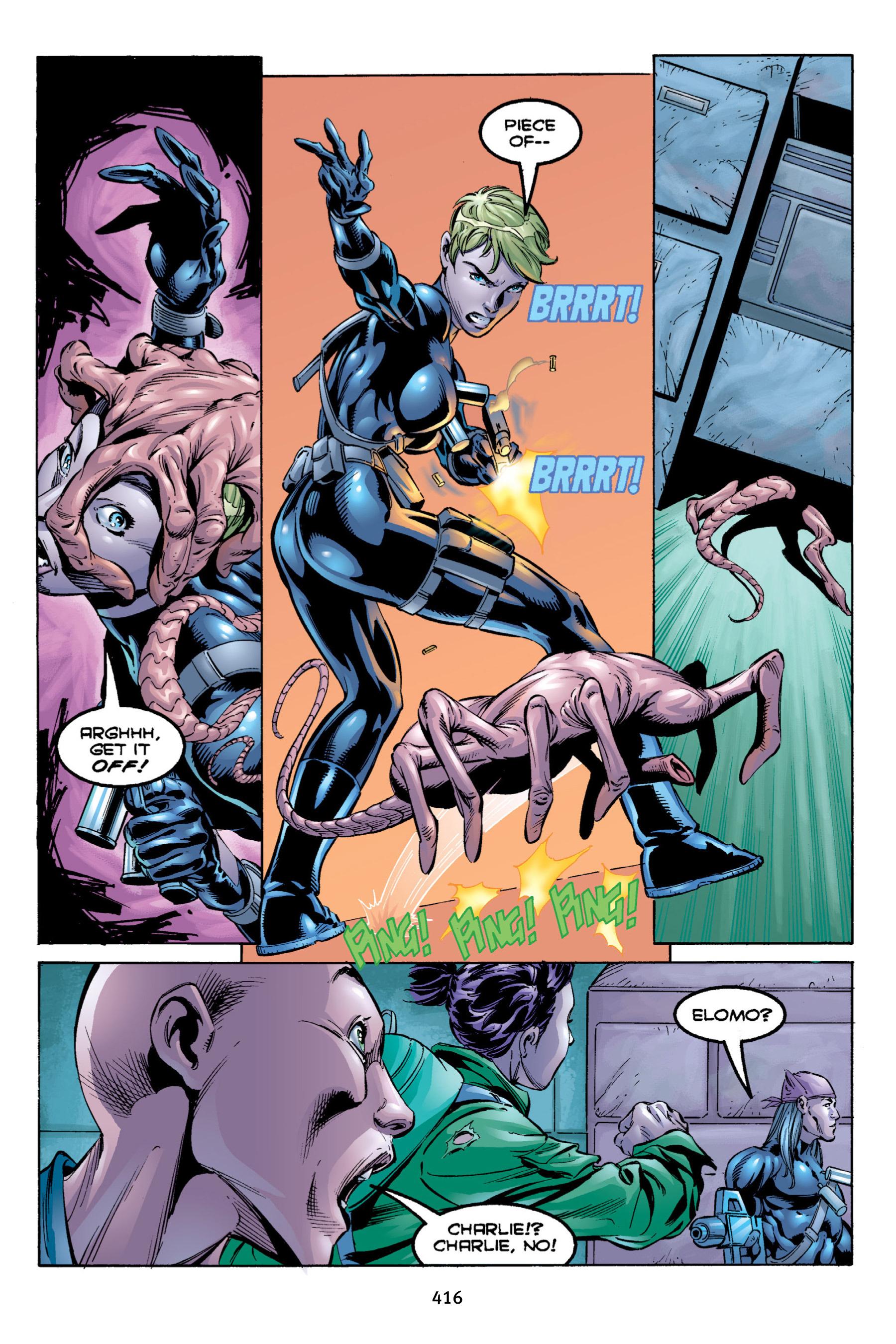 Read online Aliens vs. Predator Omnibus comic -  Issue # _TPB 2 Part 4 - 80