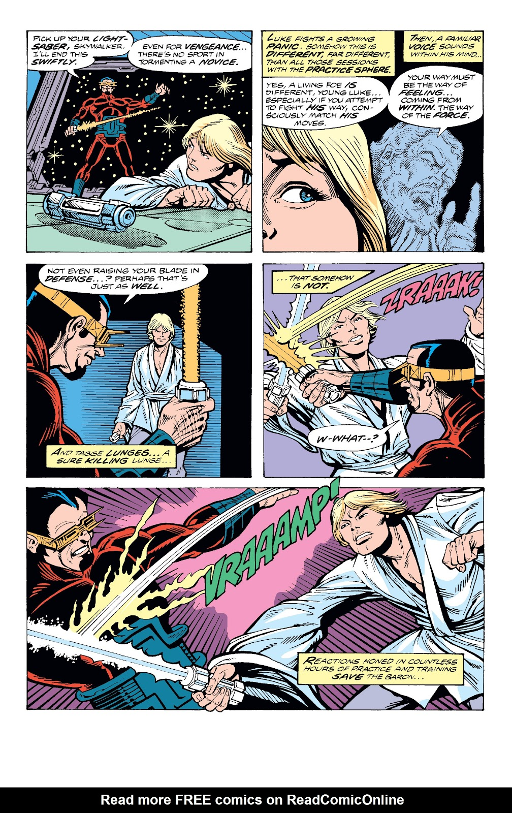Read online Star Wars Legends: The Original Marvel Years - Epic Collection comic -  Issue # TPB 2 (Part 2) - 81