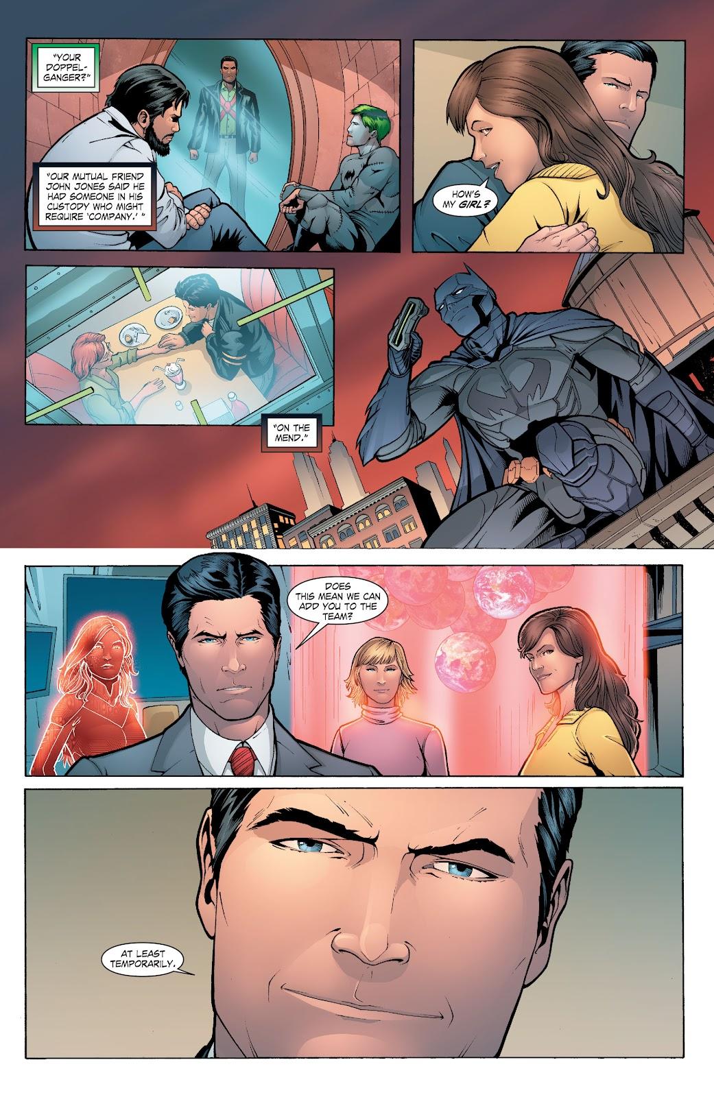Read online Smallville Season 11 [II] comic -  Issue # TPB 6 - 171