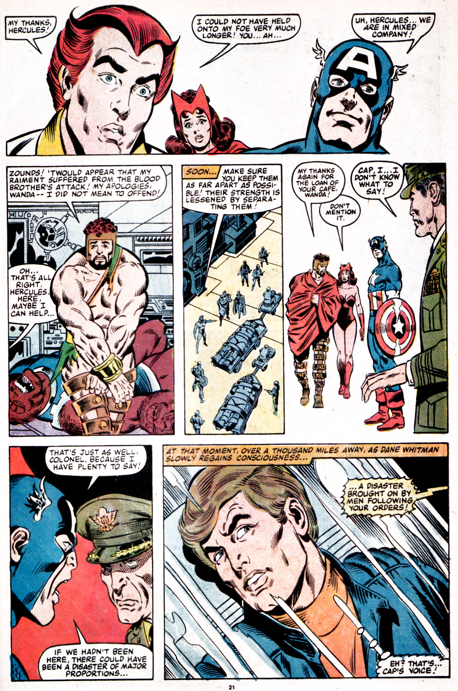 The Avengers (1963) 252 Page 21