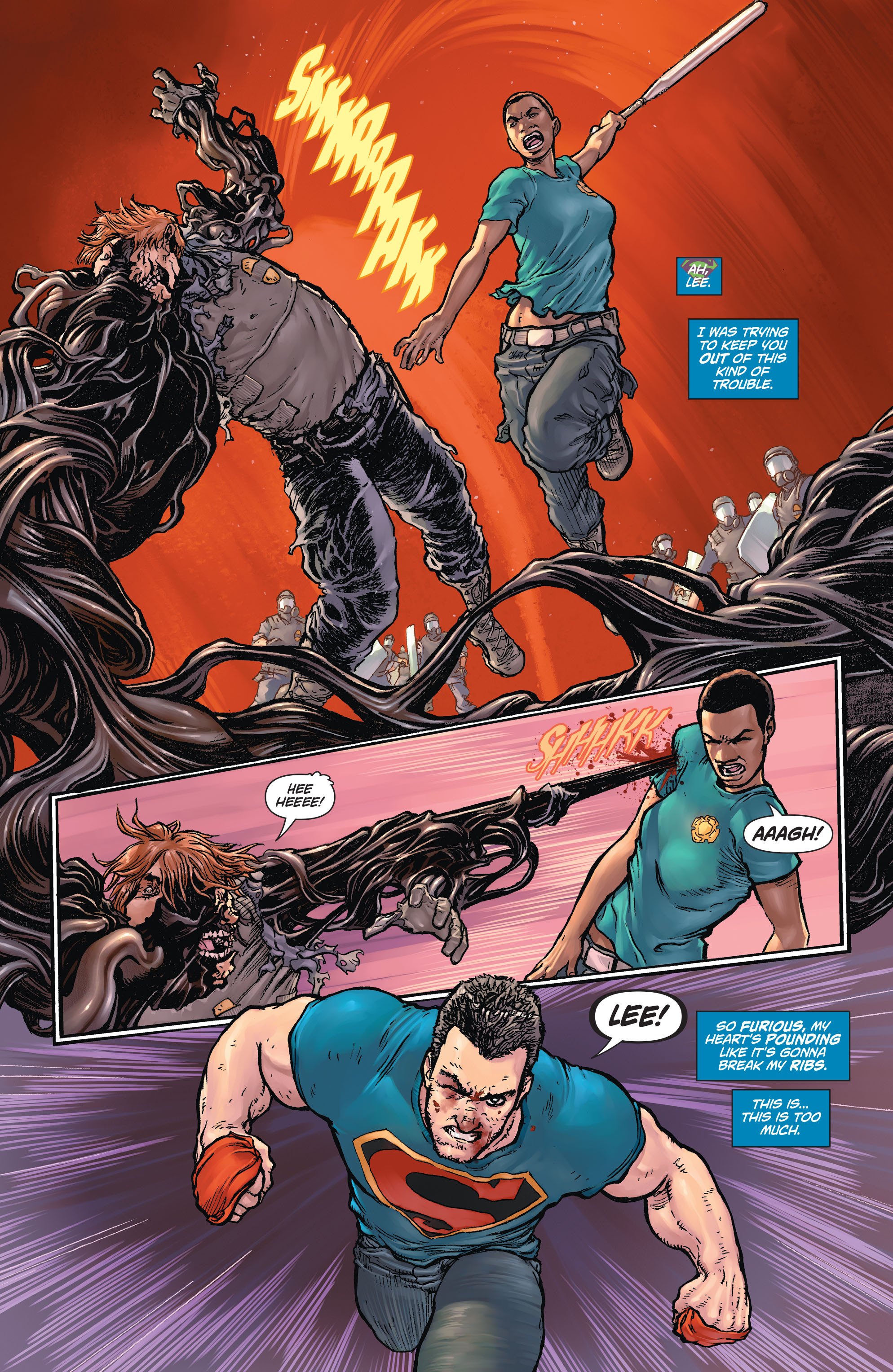 Read online Action Comics (2011) comic -  Issue #43 - 9