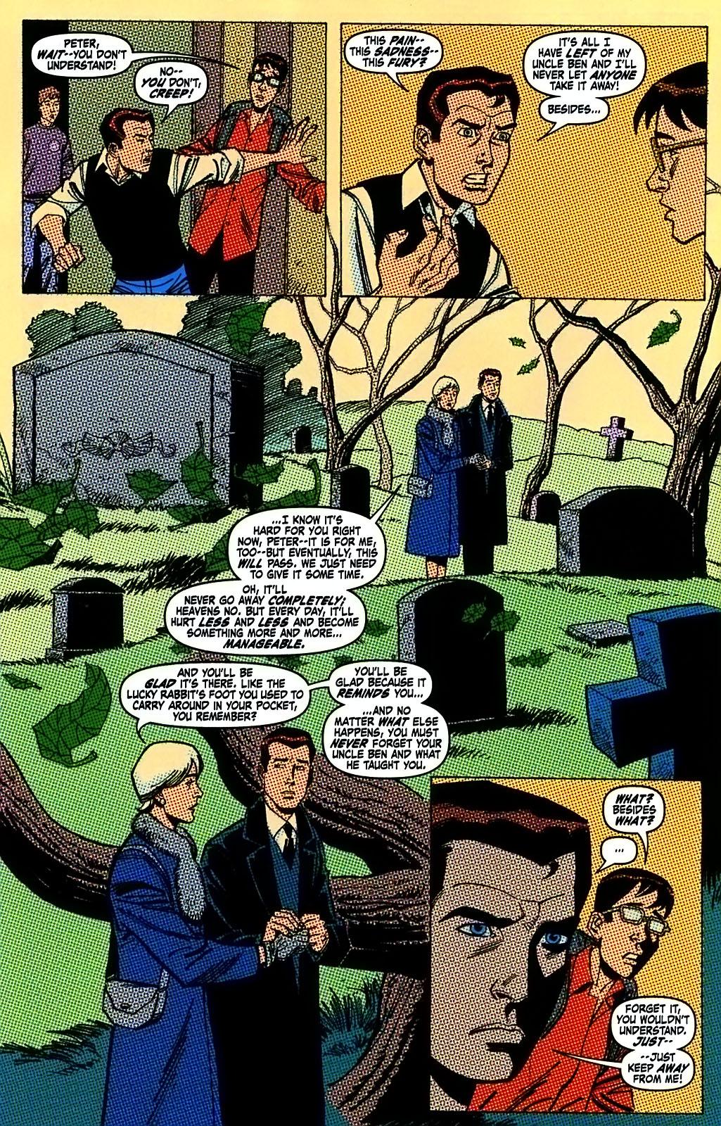Read online Amazing Fantasy (2004) comic -  Issue #15 - 39
