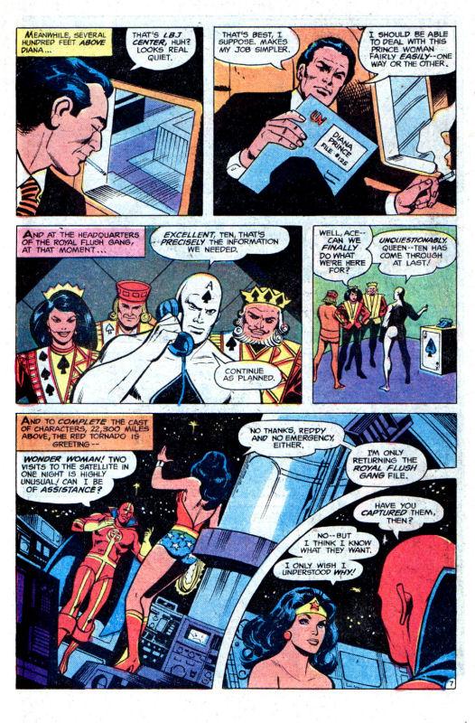 Read online Wonder Woman (1942) comic -  Issue #256 - 9