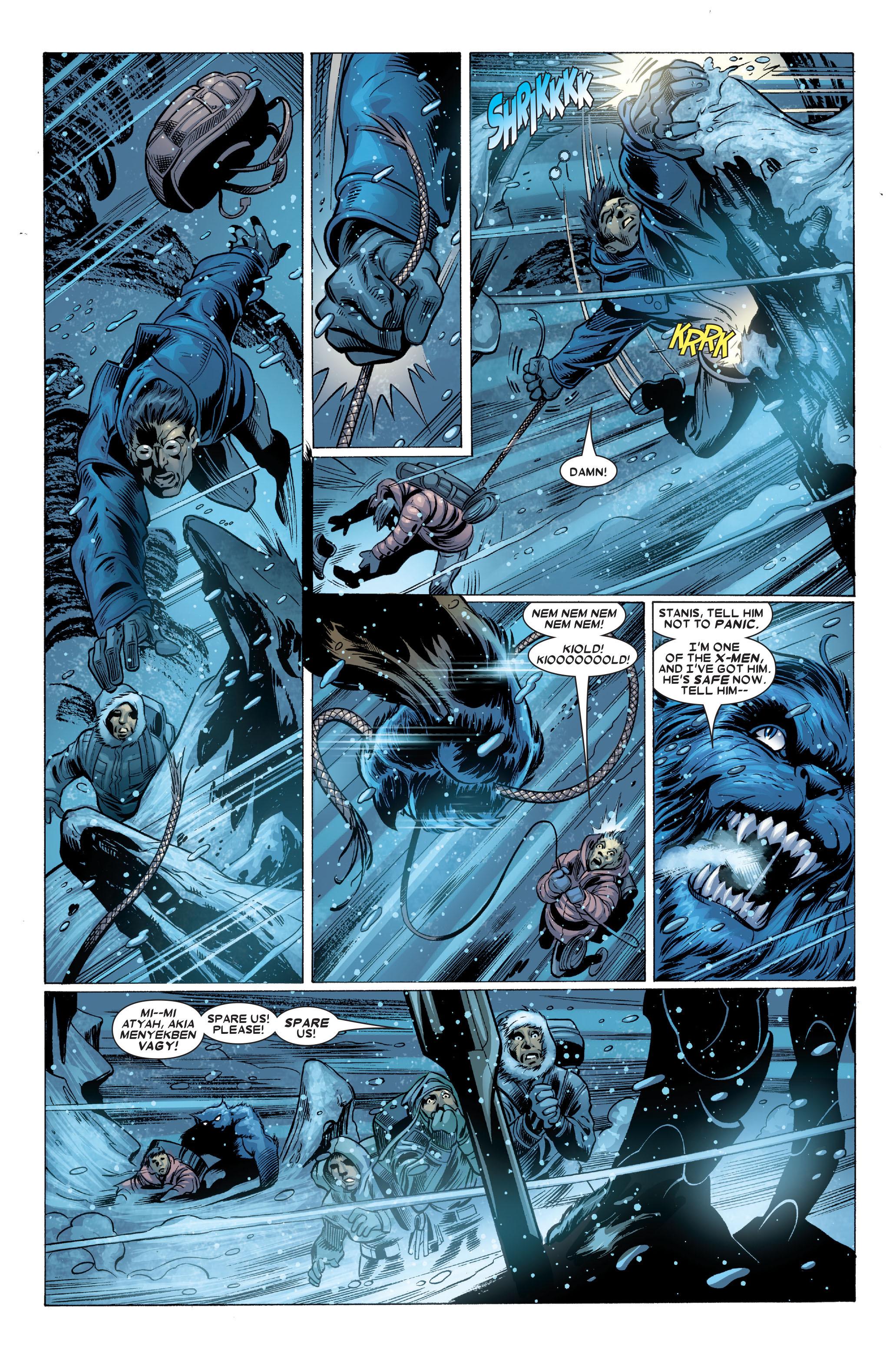 Read online Uncanny X-Men (1963) comic -  Issue #488 - 31