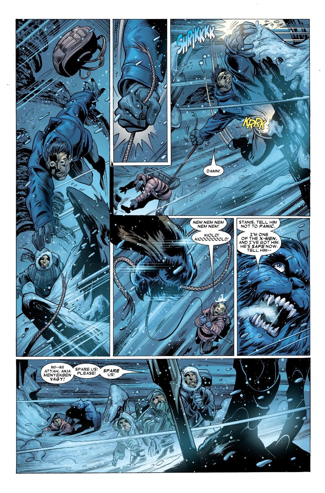 Uncanny X-Men (1963) issue 488 - Page 31