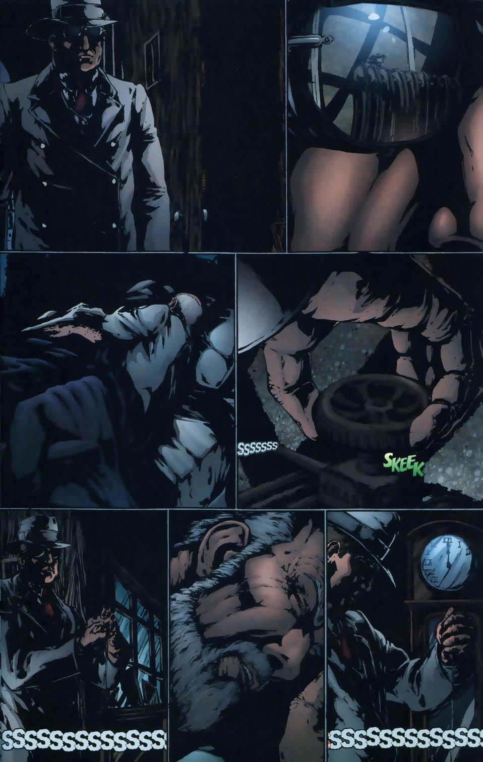 Read online Rex Mundi comic -  Issue #1 - 20