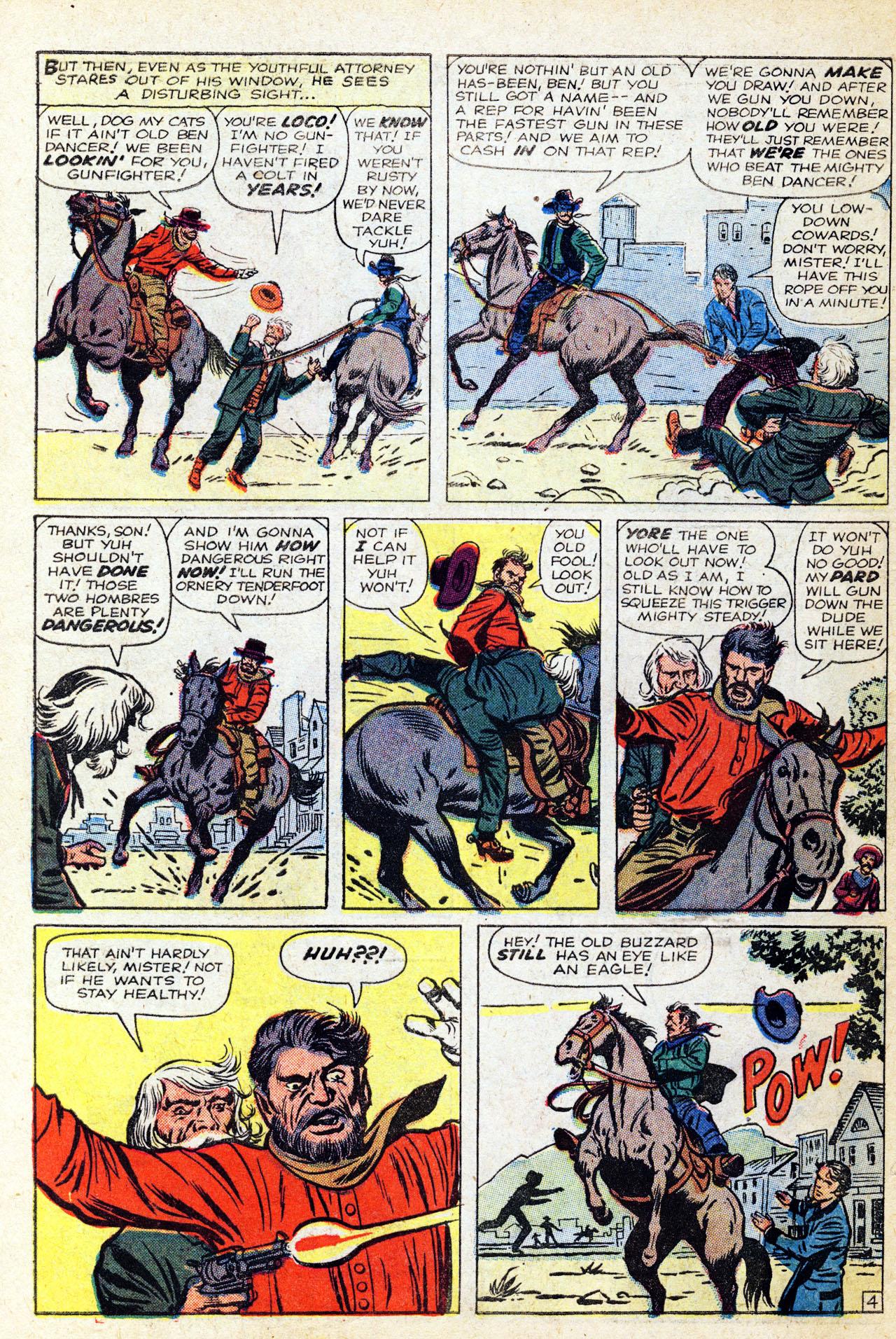 Read online Two-Gun Kid comic -  Issue #60 - 6