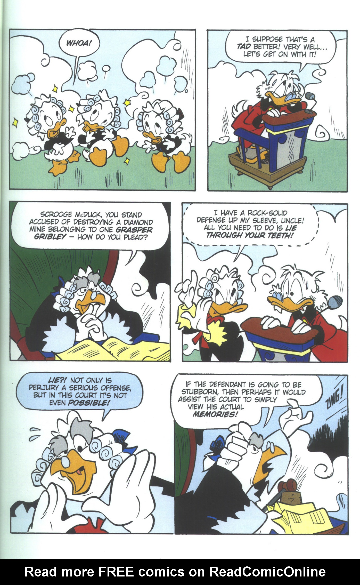 Read online Uncle Scrooge (1953) comic -  Issue #366 - 11
