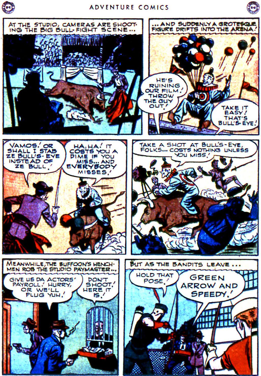 Read online Adventure Comics (1938) comic -  Issue #119 - 34