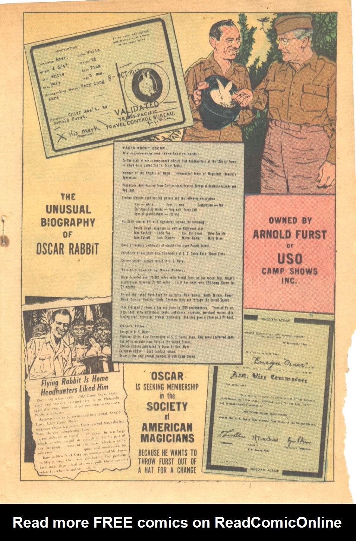 Read online Super-Magician Comics comic -  Issue #43 - 27