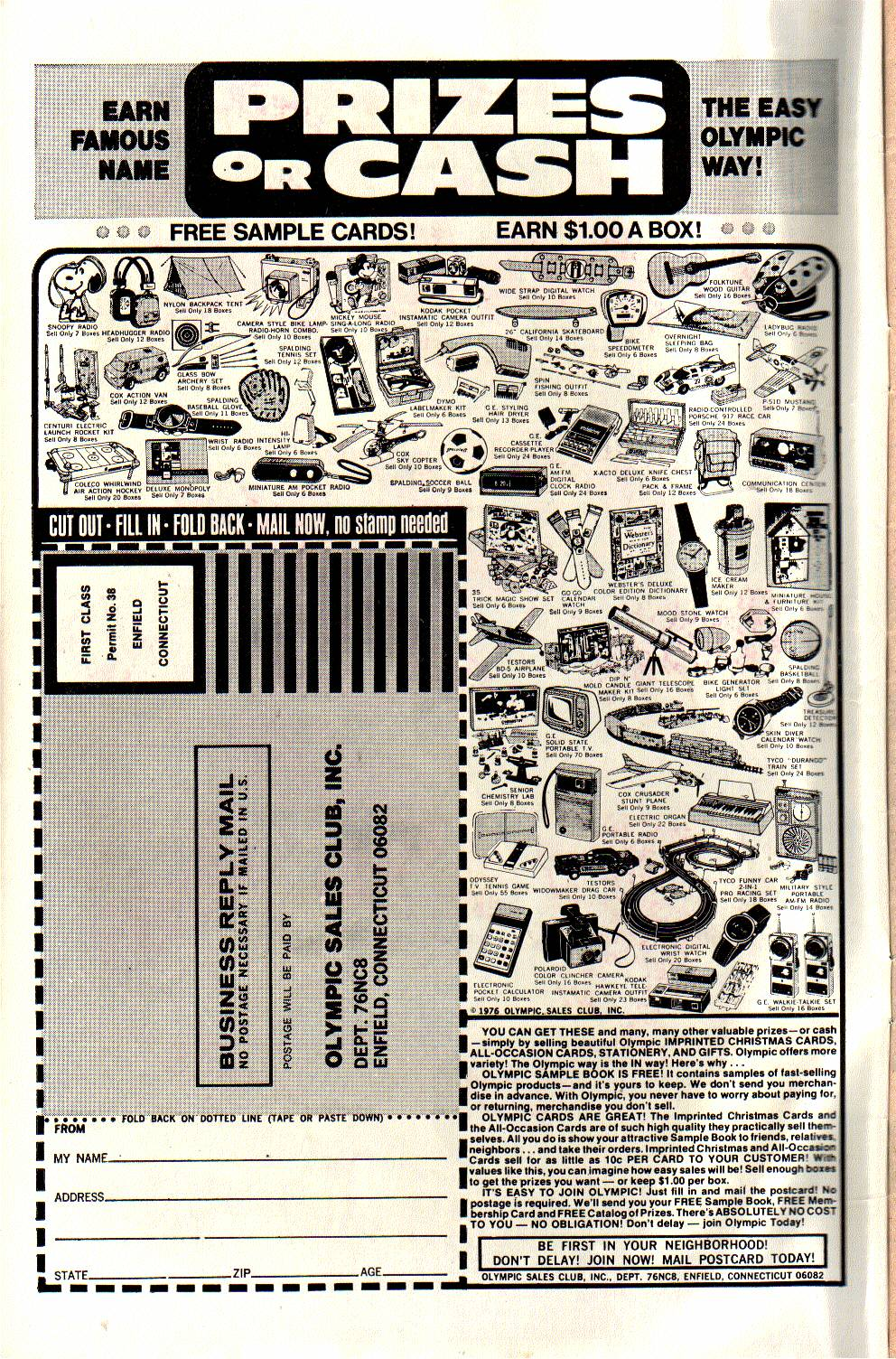 Read online Shazam! (1973) comic -  Issue #26 - 2
