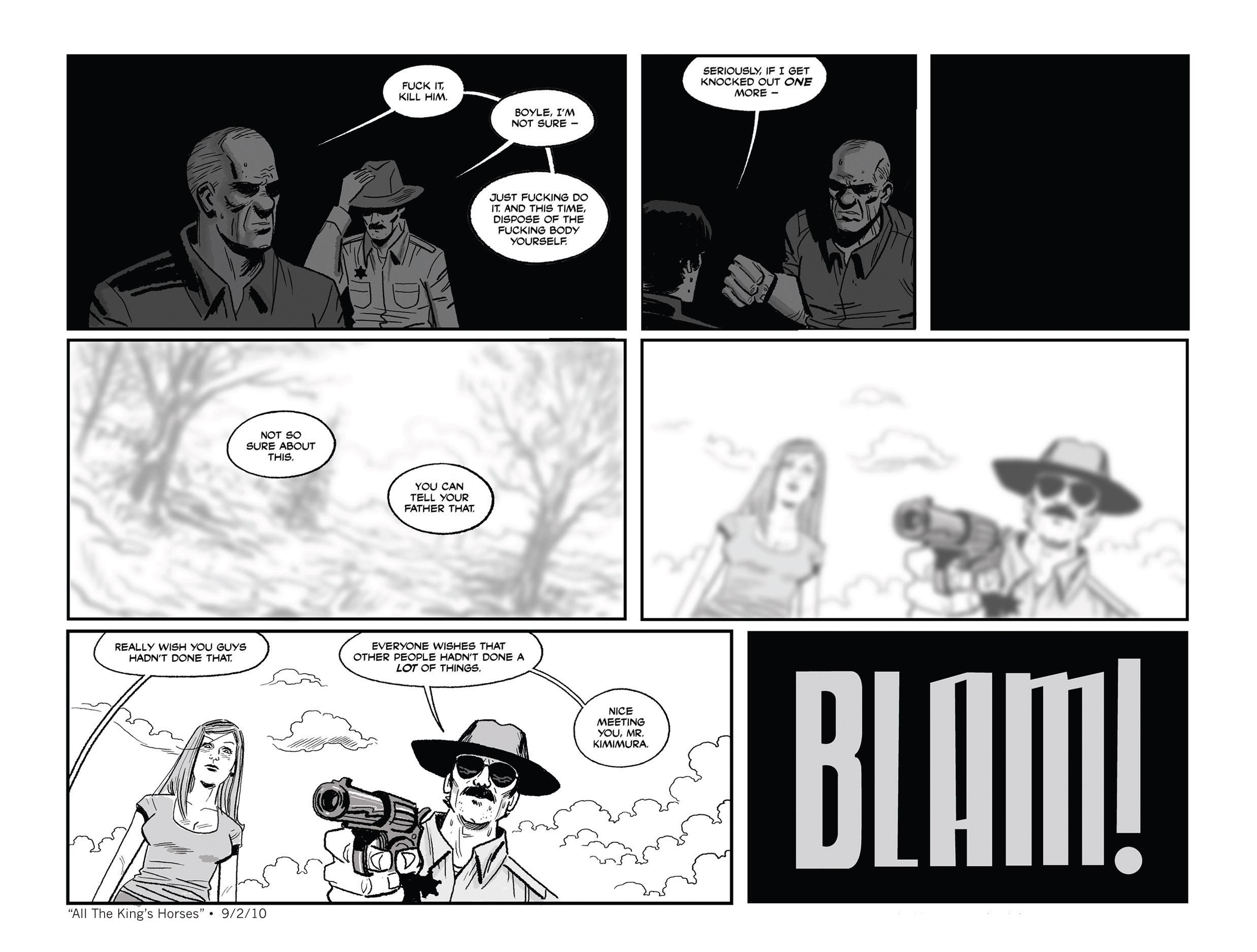 Read online She Died In Terrebonne comic -  Issue #3 - 16