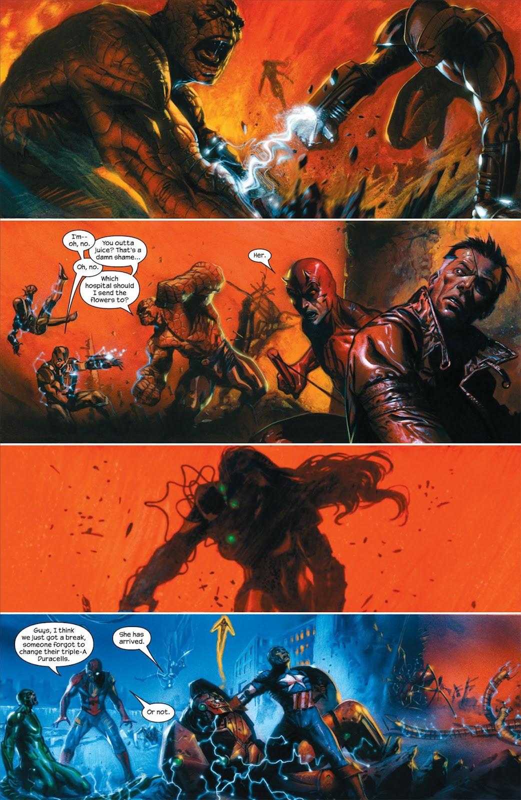 Read online Secret War comic -  Issue #4 - 12