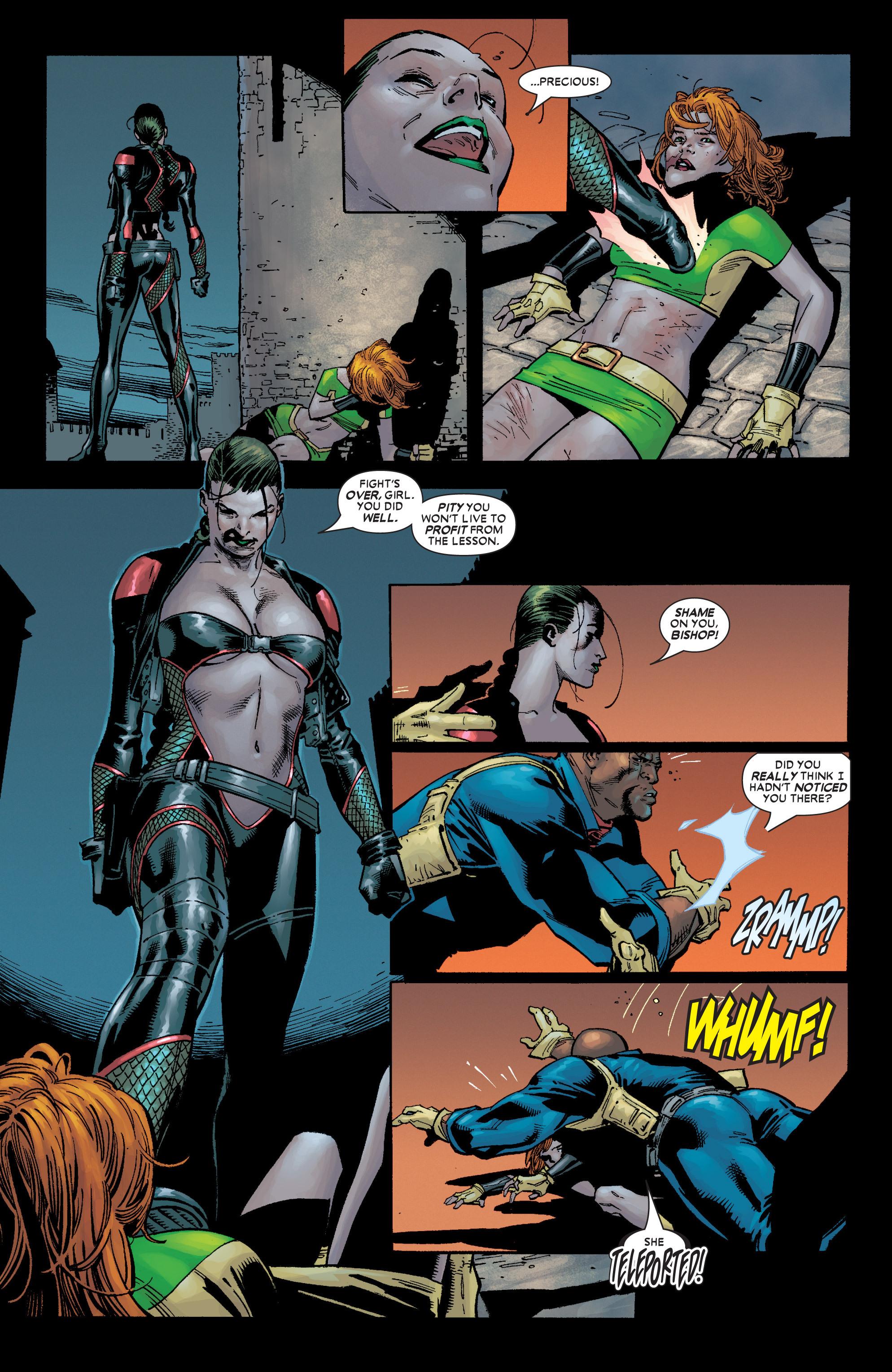 Read online Uncanny X-Men (1963) comic -  Issue #449 - 6