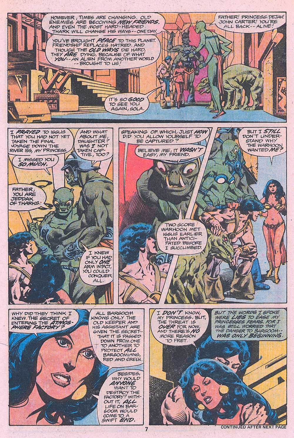 John Carter Warlord of Mars issue 2 - Page 9