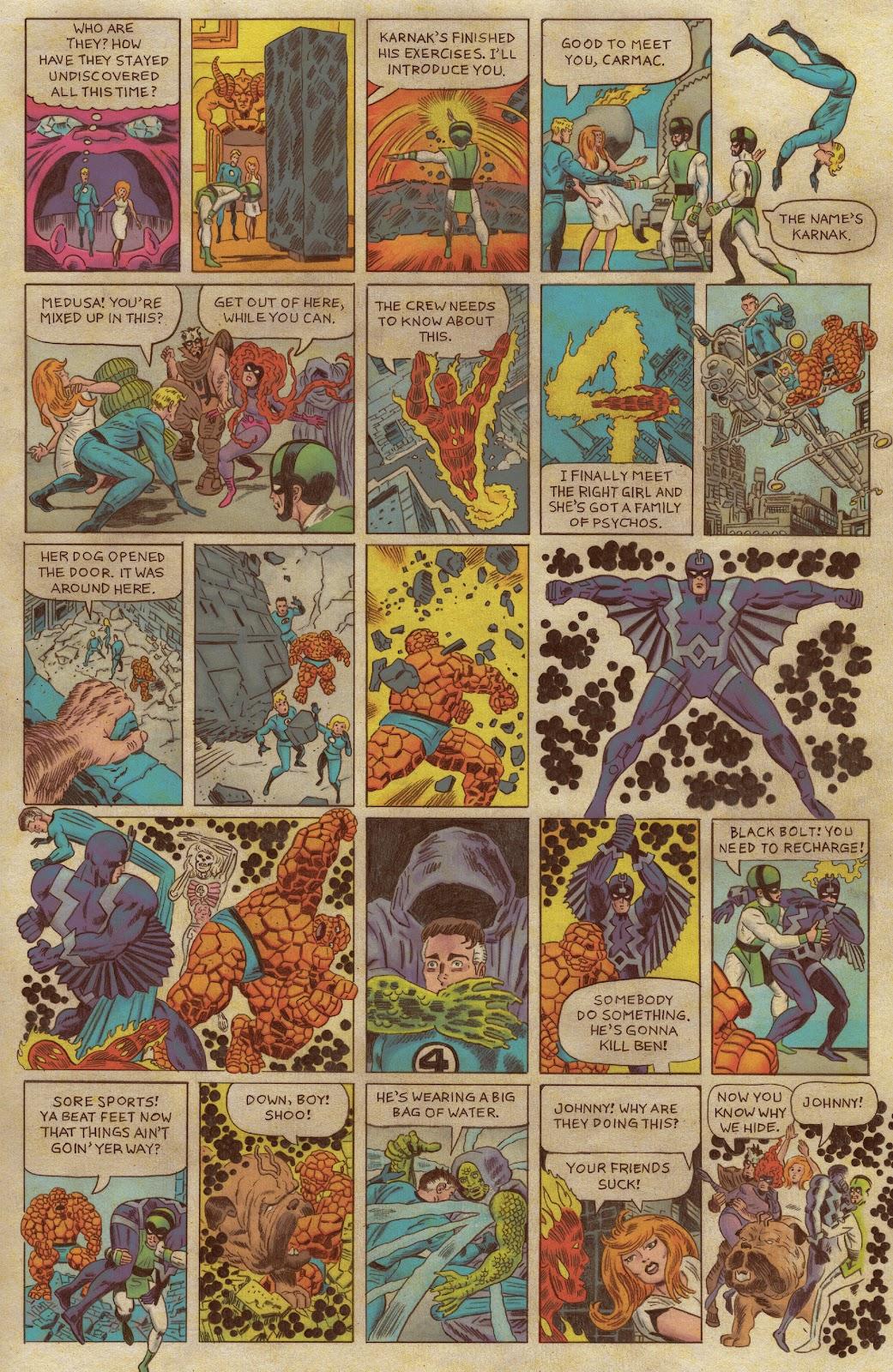 Read online Fantastic Four: Grand Design comic -  Issue #1 - 38