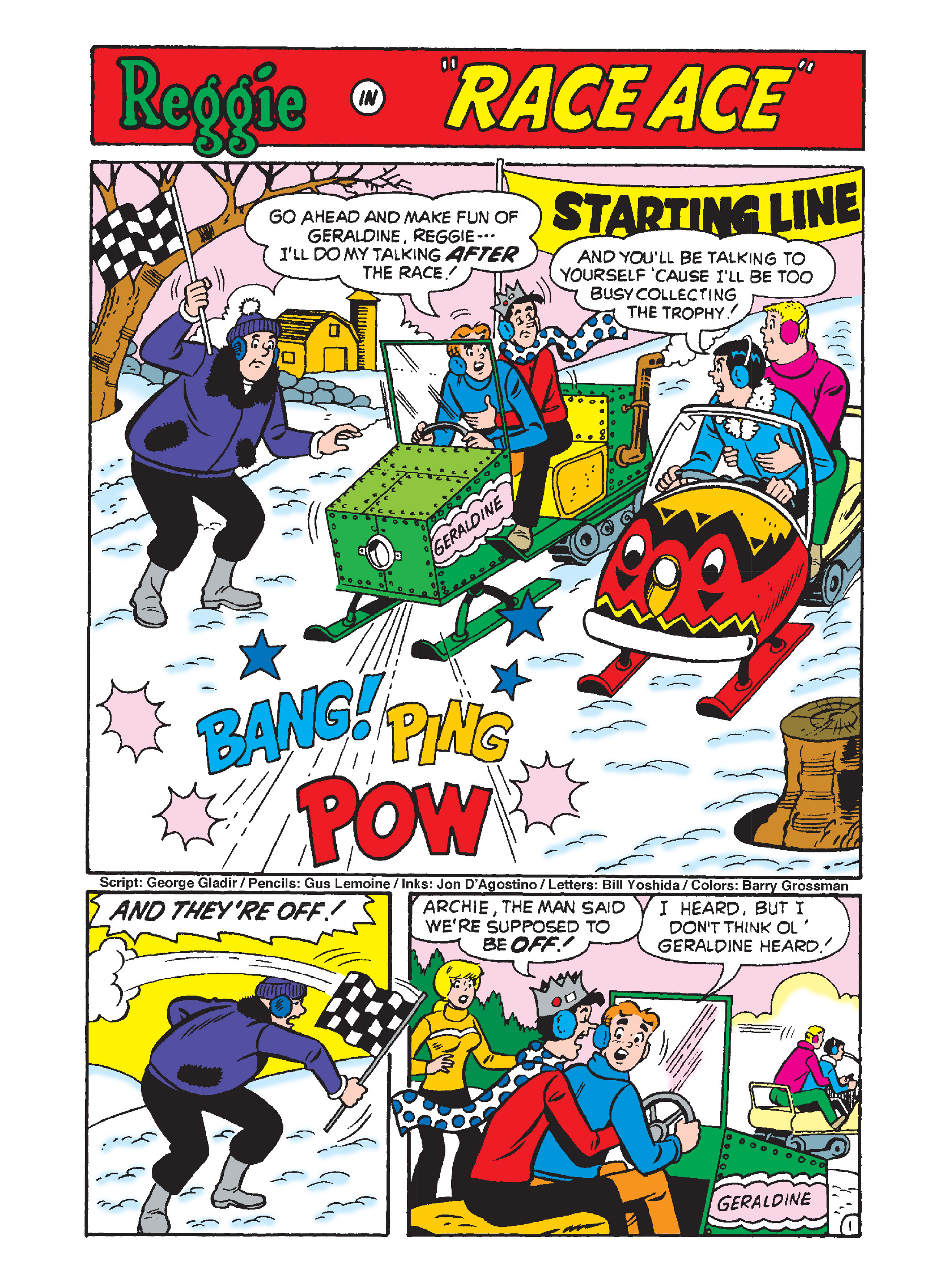 Read online Archie's Funhouse Double Digest comic -  Issue #2 - 118