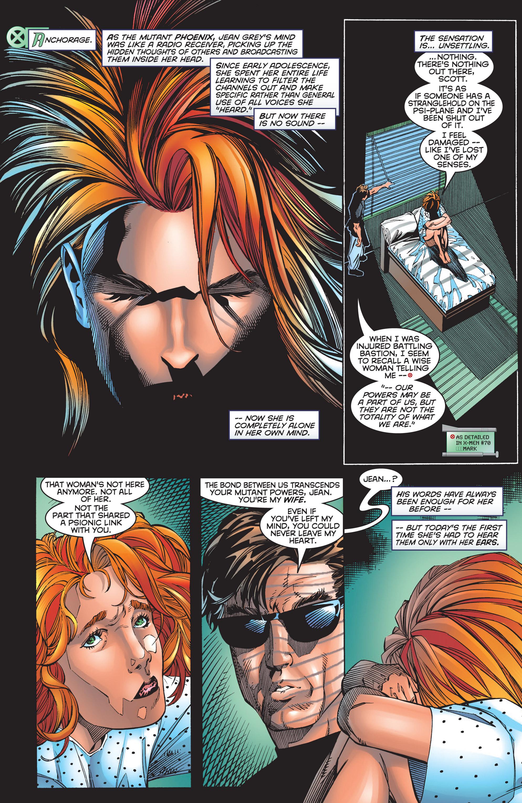 Read online Uncanny X-Men (1963) comic -  Issue #359 - 10