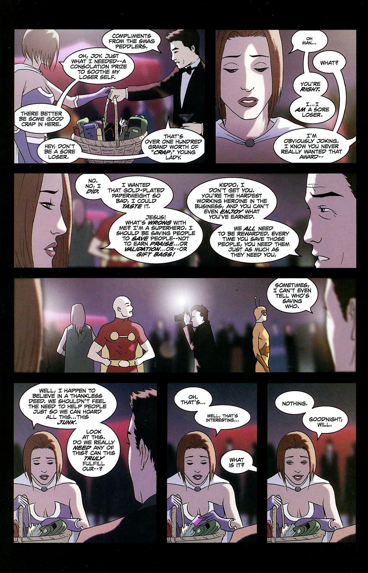 Read online Ultra comic -  Issue #7 - 24