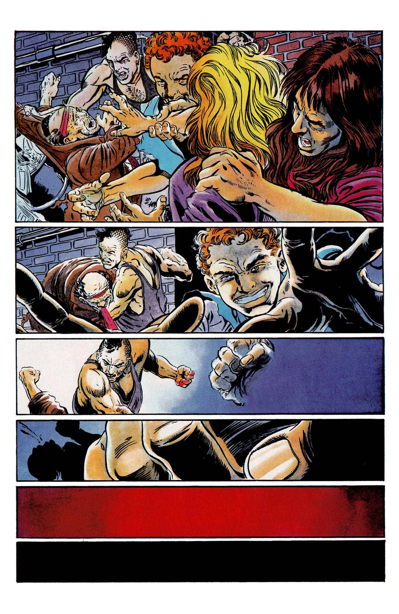 Read online Harbinger (1992) comic -  Issue #13 - 14