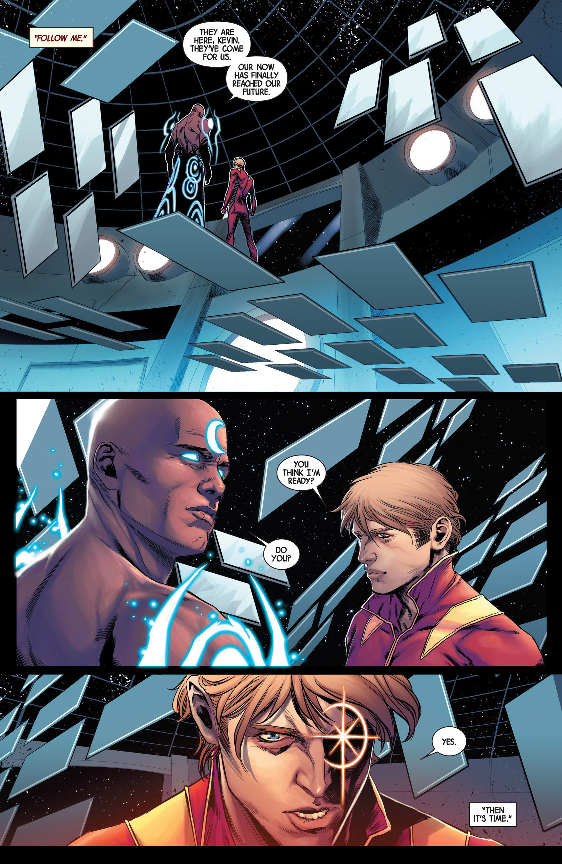 Read online Avengers (2013) comic -  Issue #17 - 22