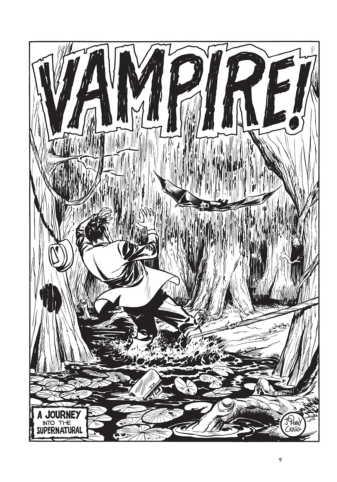 Read online Voodoo Vengeance and Other Stories comic -  Issue # TPB (Part 1) - 26