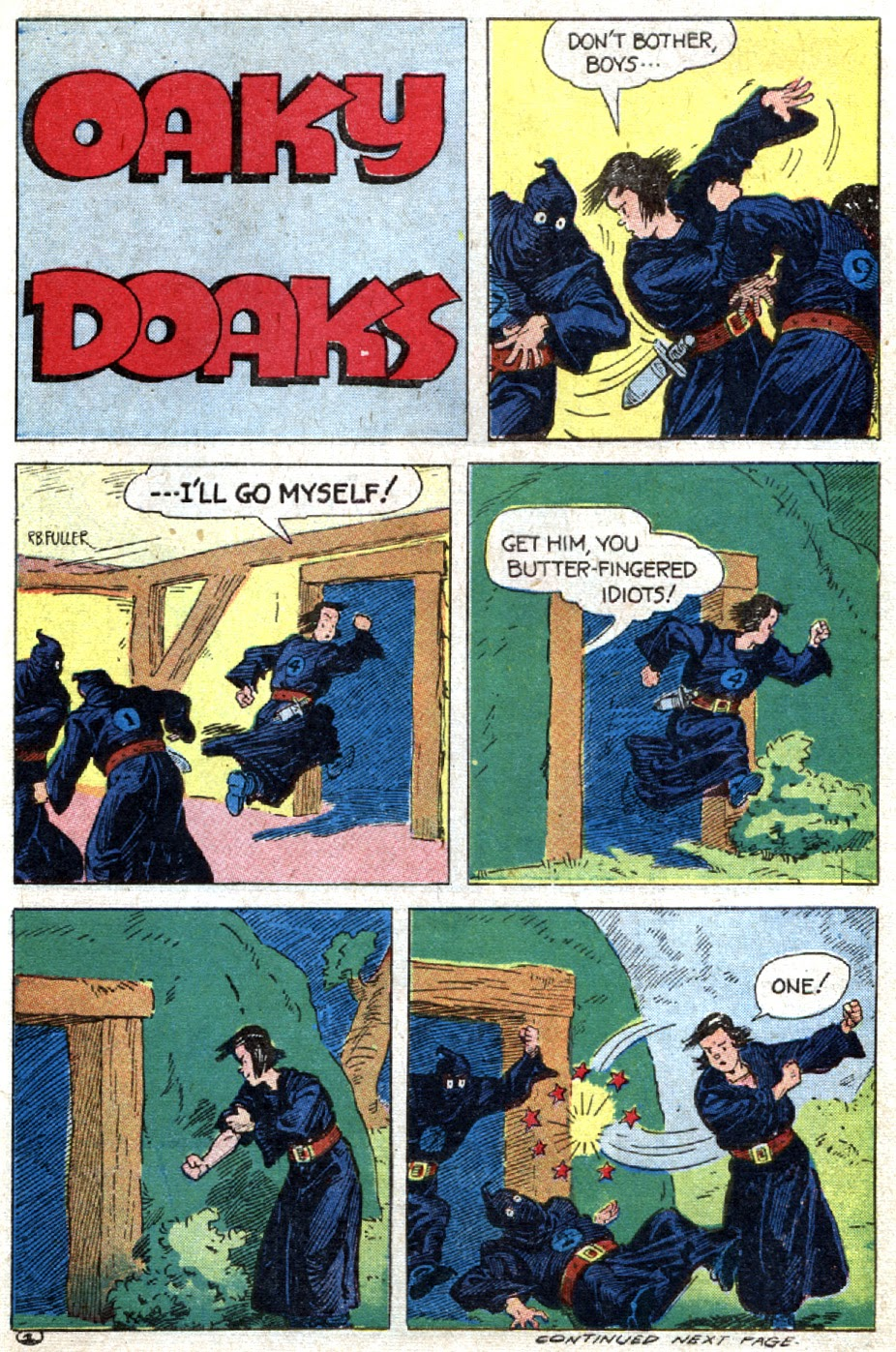 Read online Famous Funnies comic -  Issue #121 - 43