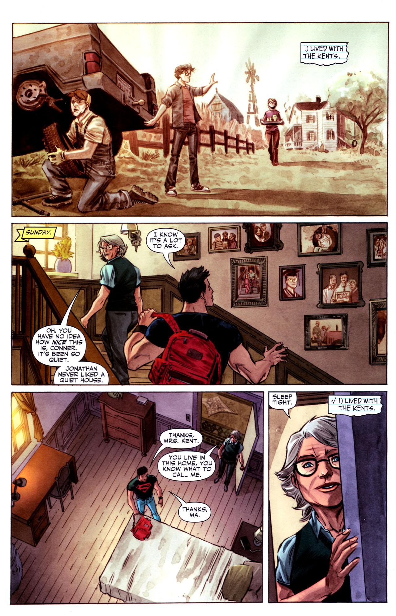 Read online Adventure Comics (2009) comic -  Issue #1 - 5