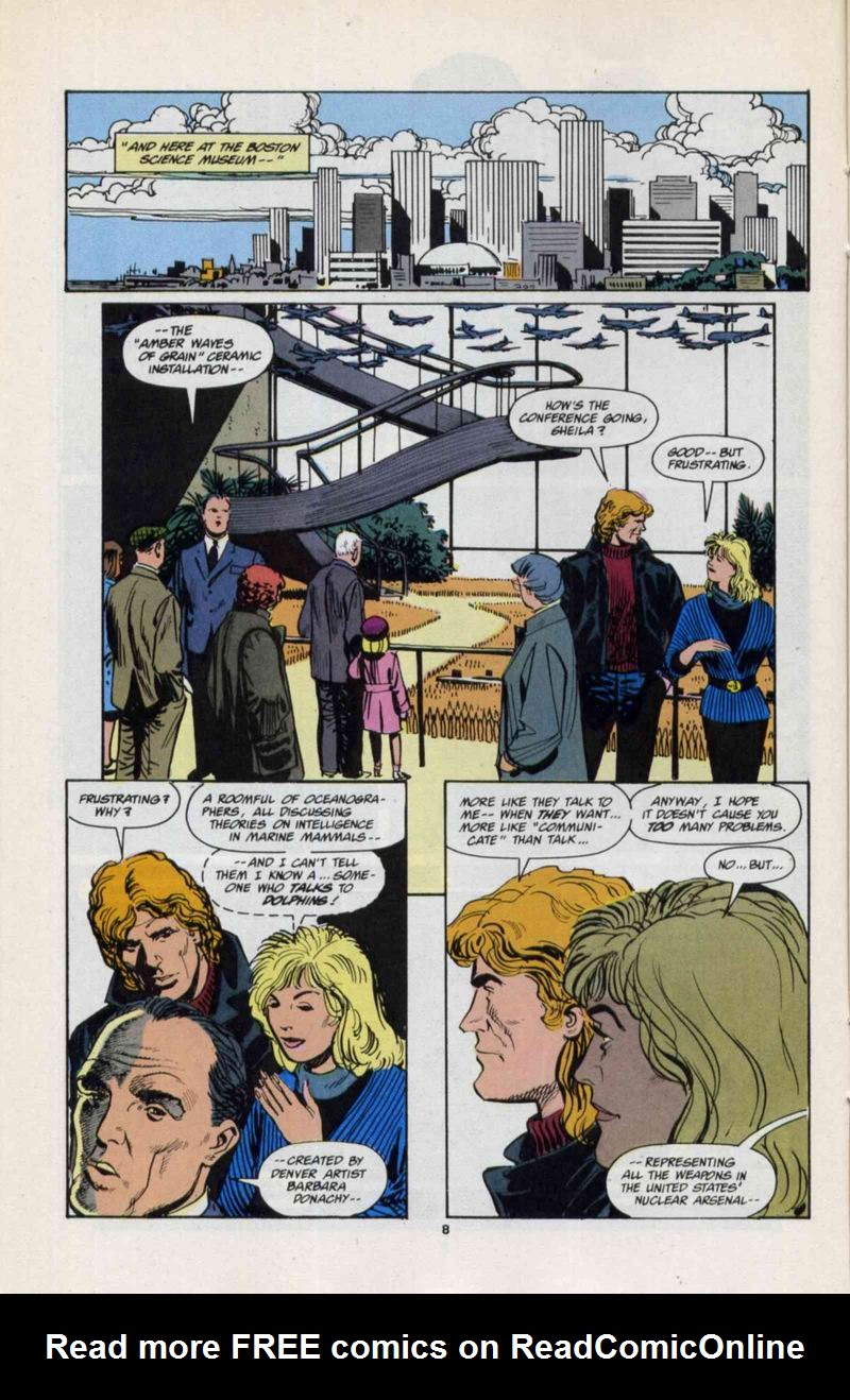 Read online Doctor Zero comic -  Issue #6 - 10