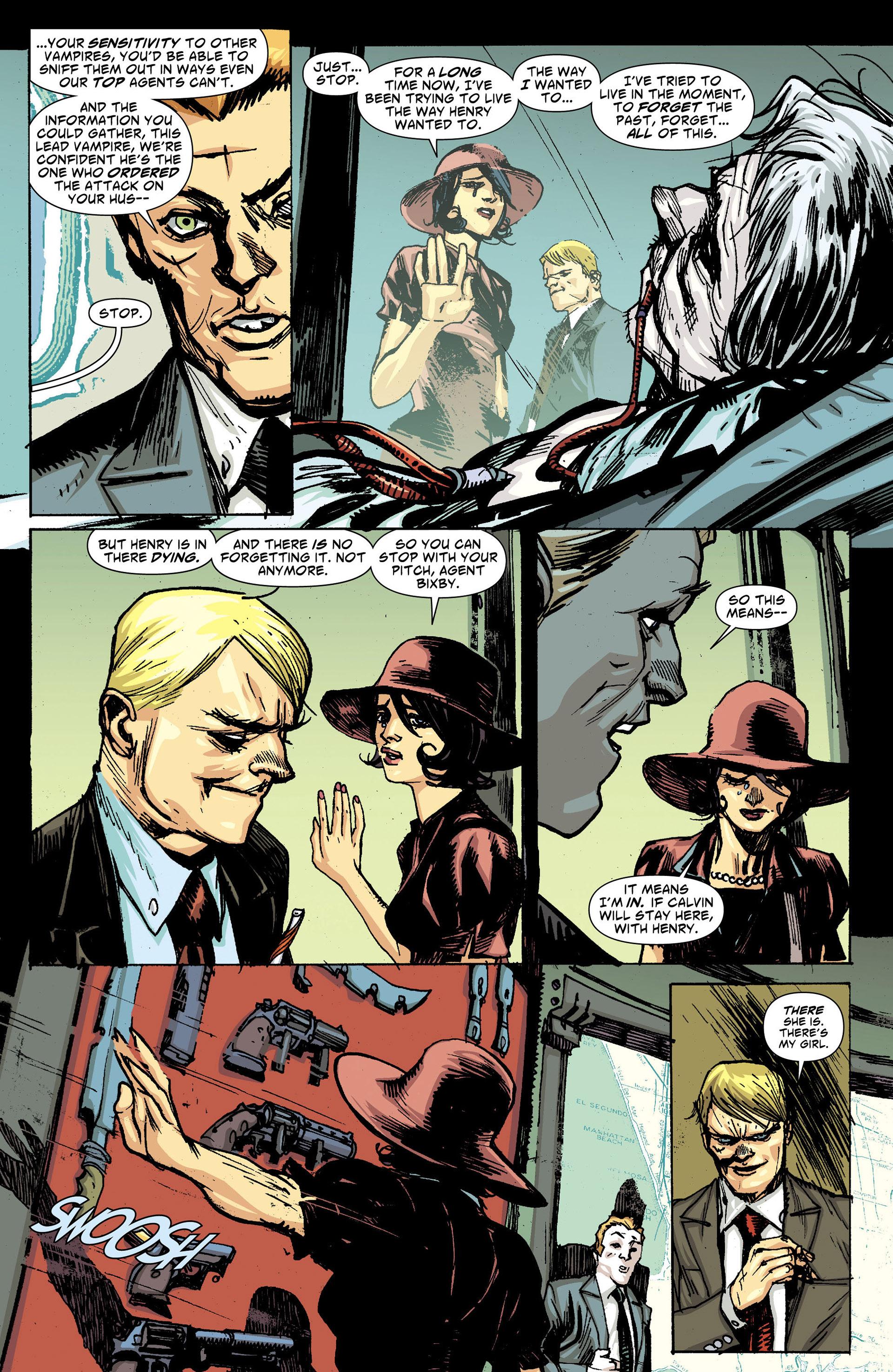Read online American Vampire comic -  Issue #28 - 19
