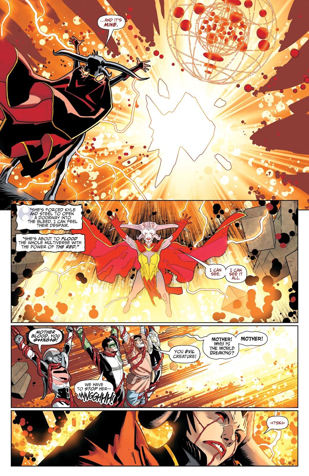 Read online Titans (2016) comic -  Issue #36 - 7