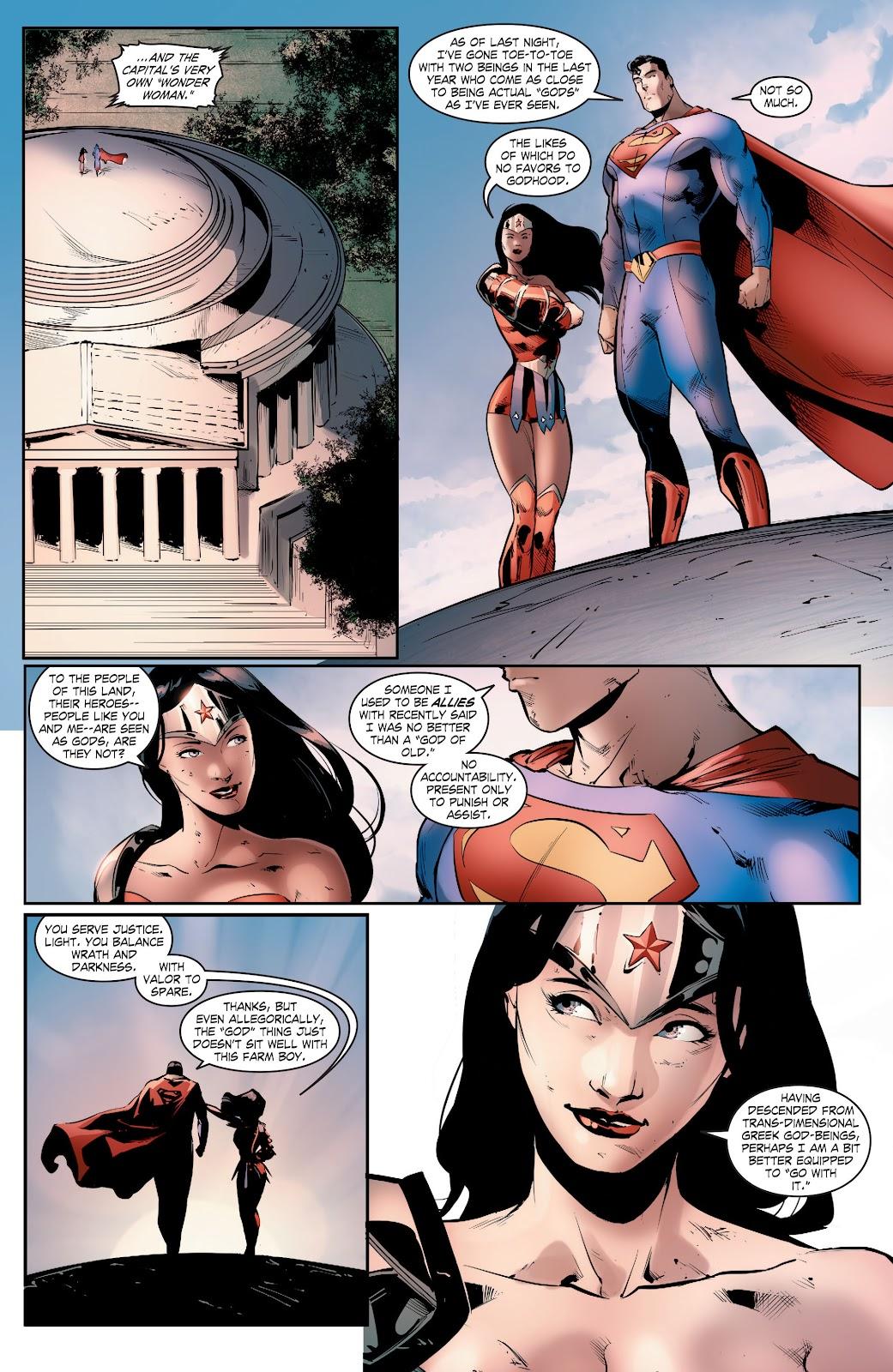 Read online Smallville Season 11 [II] comic -  Issue # TPB 5 - 124
