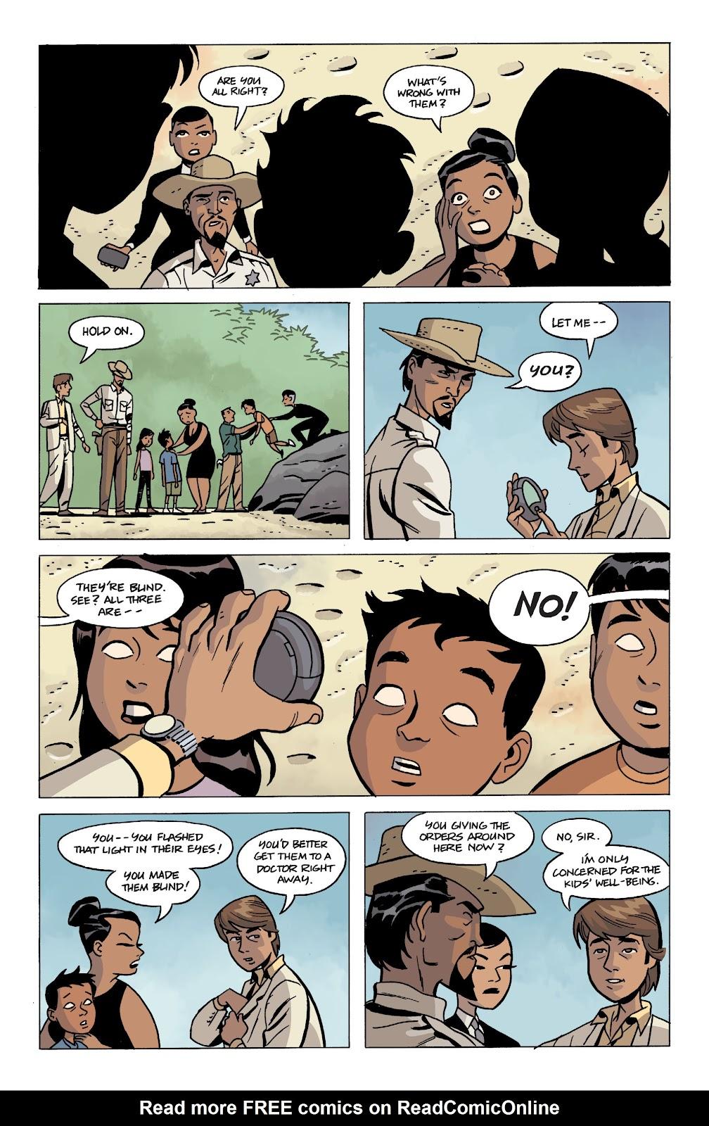 Read online The Twilight Children comic -  Issue #1 - 27