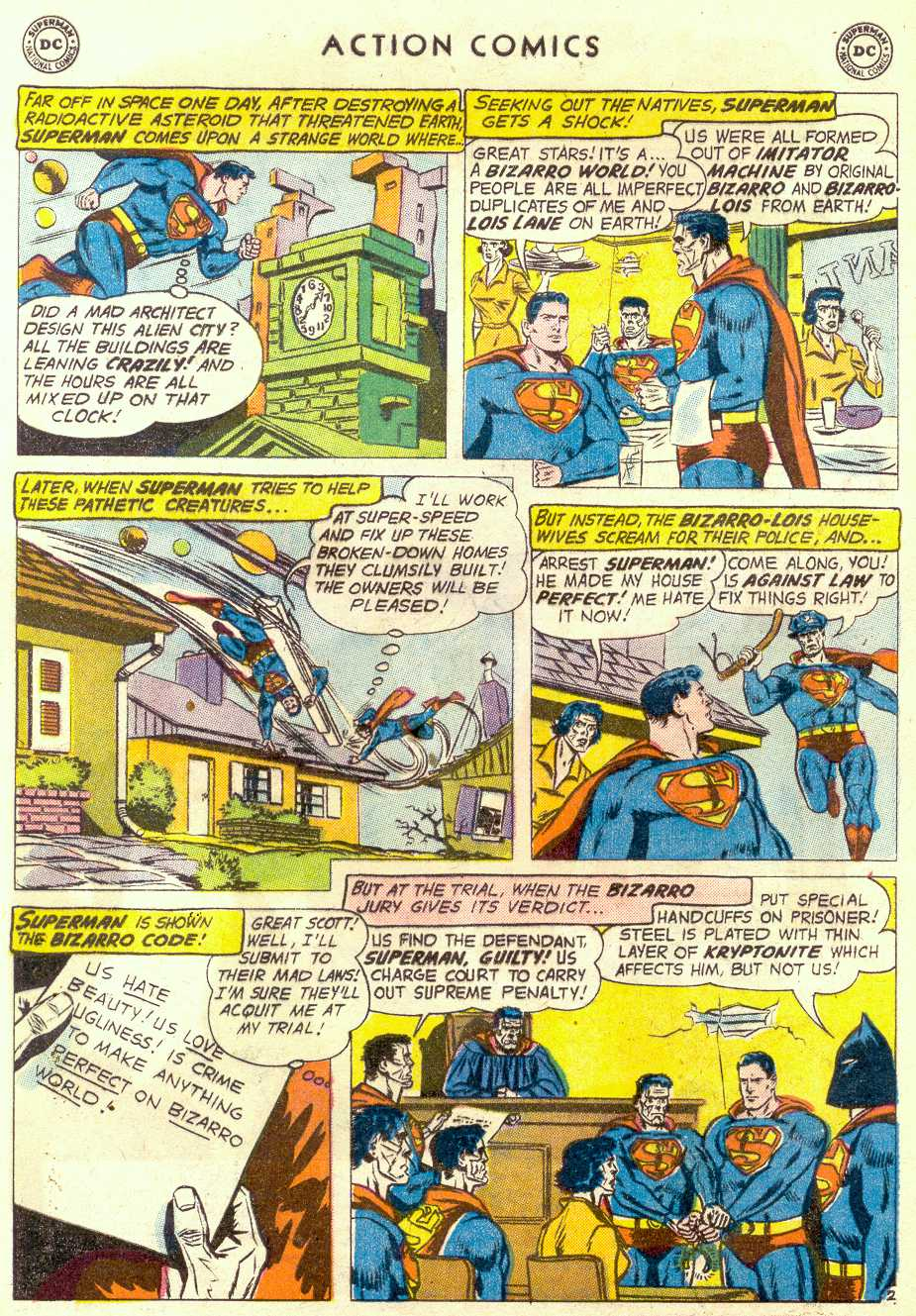 Read online Action Comics (1938) comic -  Issue #264 - 4