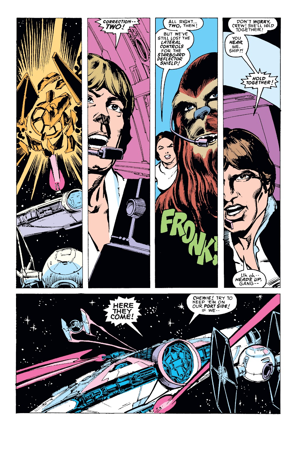 Read online Star Wars Legends: The Original Marvel Years - Epic Collection comic -  Issue # TPB 1 (Part 1) - 85