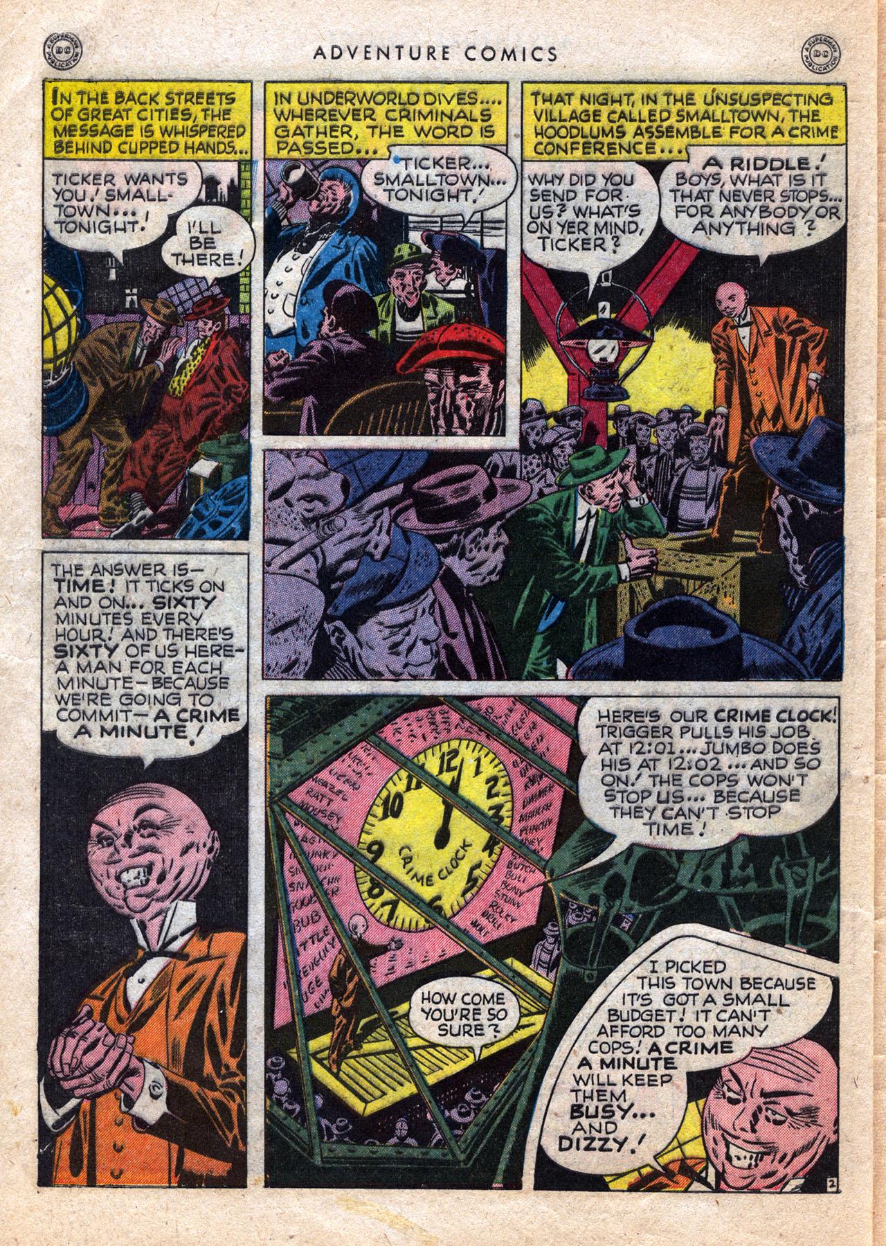 Read online Adventure Comics (1938) comic -  Issue #120 - 42