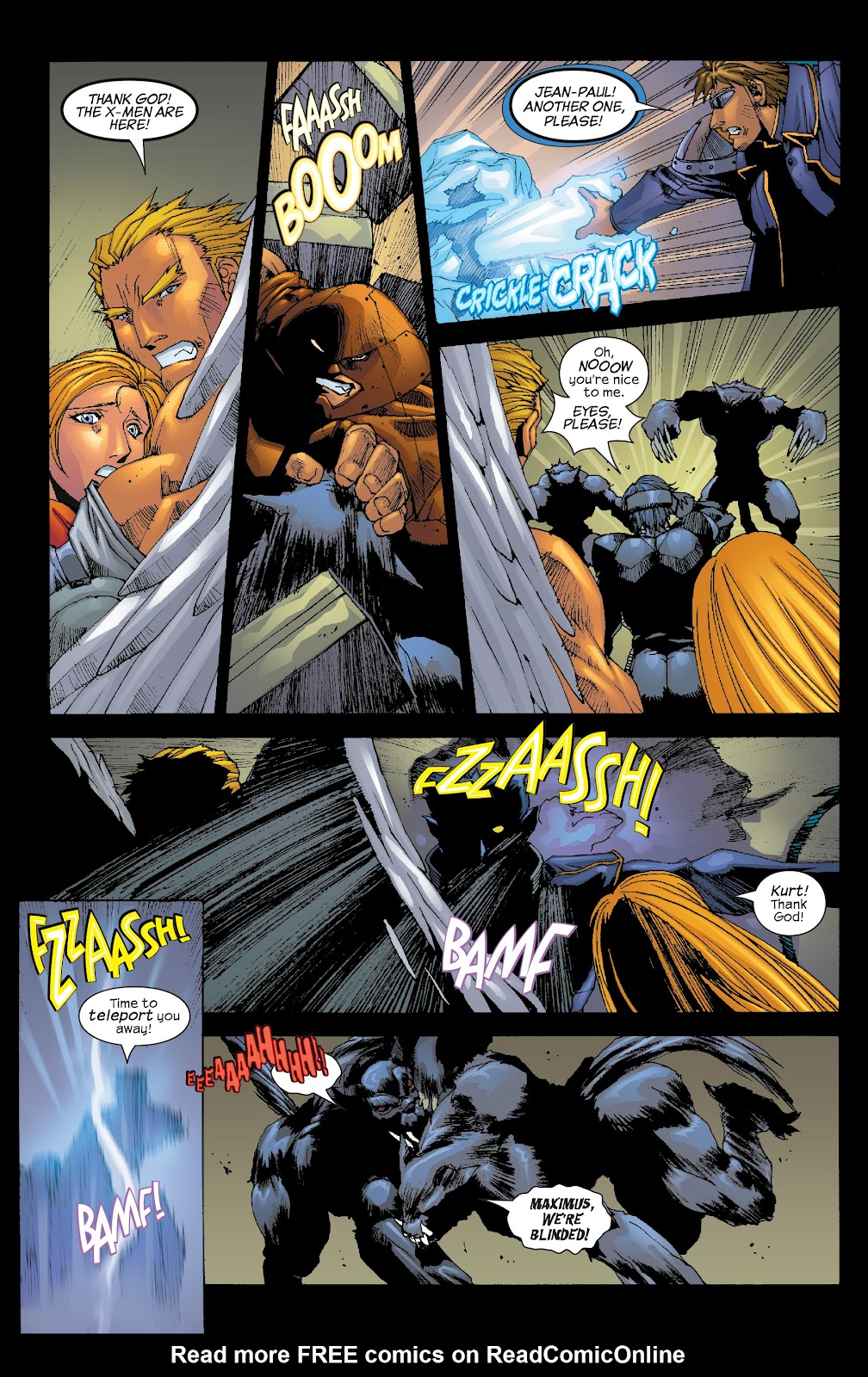 Read online X-Men: Unstoppable comic -  Issue # TPB (Part 3) - 79